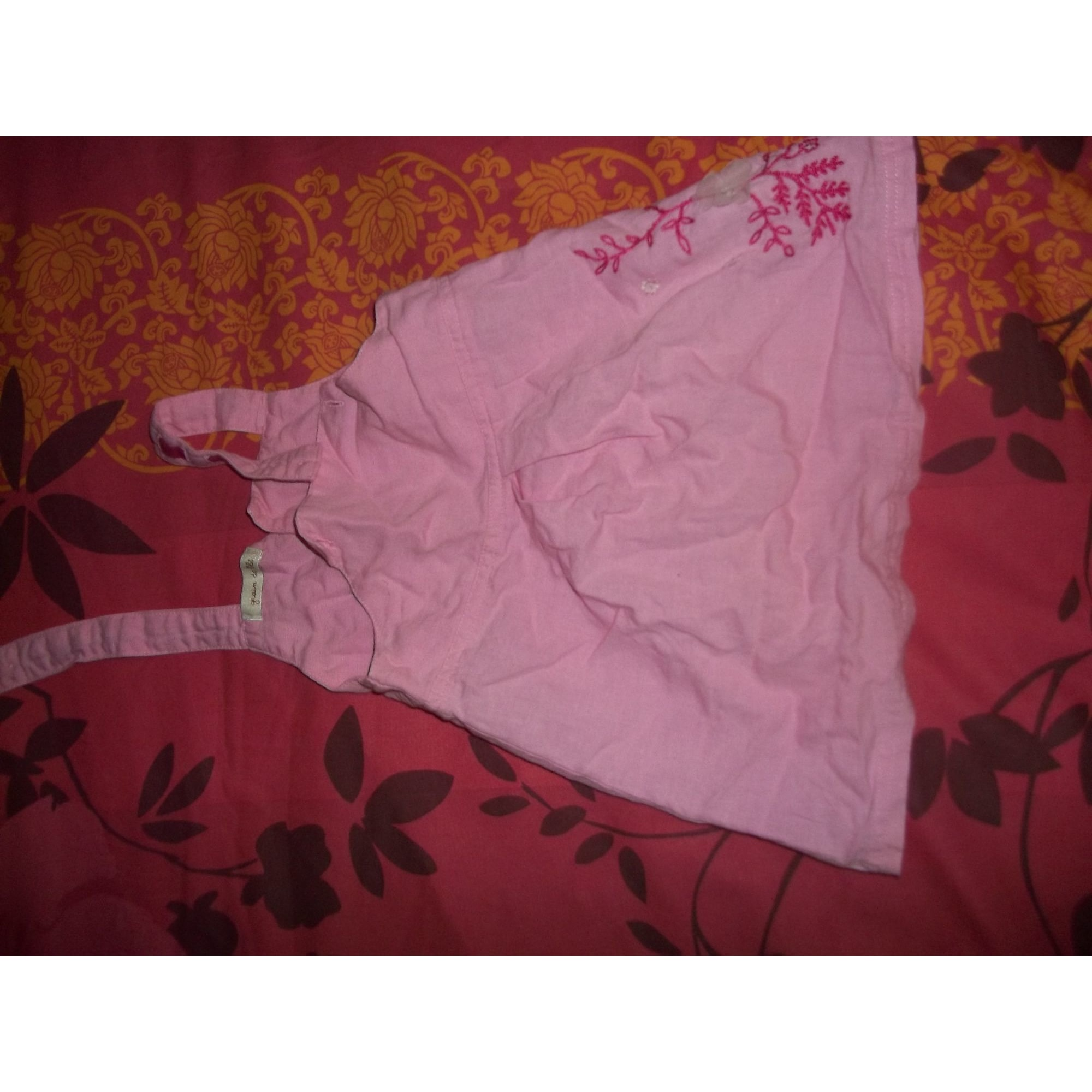 Robe GRAIN DE BLÉ Rose, fuschia, vieux rose