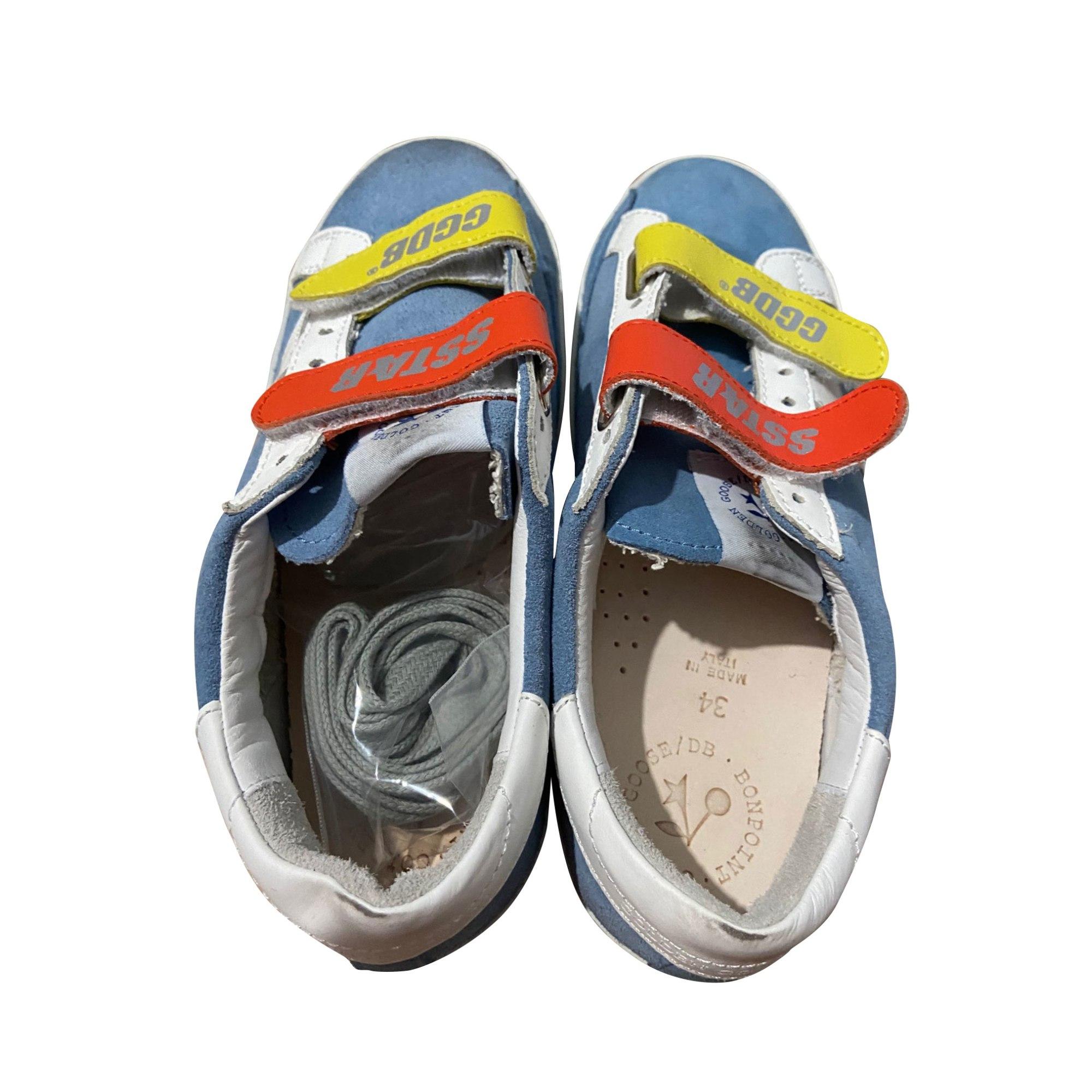 Sneakers GOLDEN GOOSE Blau, marineblau, türkisblau