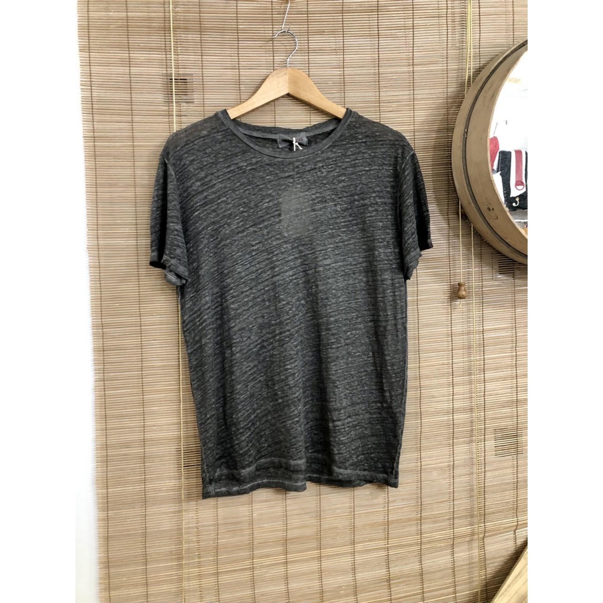Top, tee-shirt BANDITAS Gris, anthracite