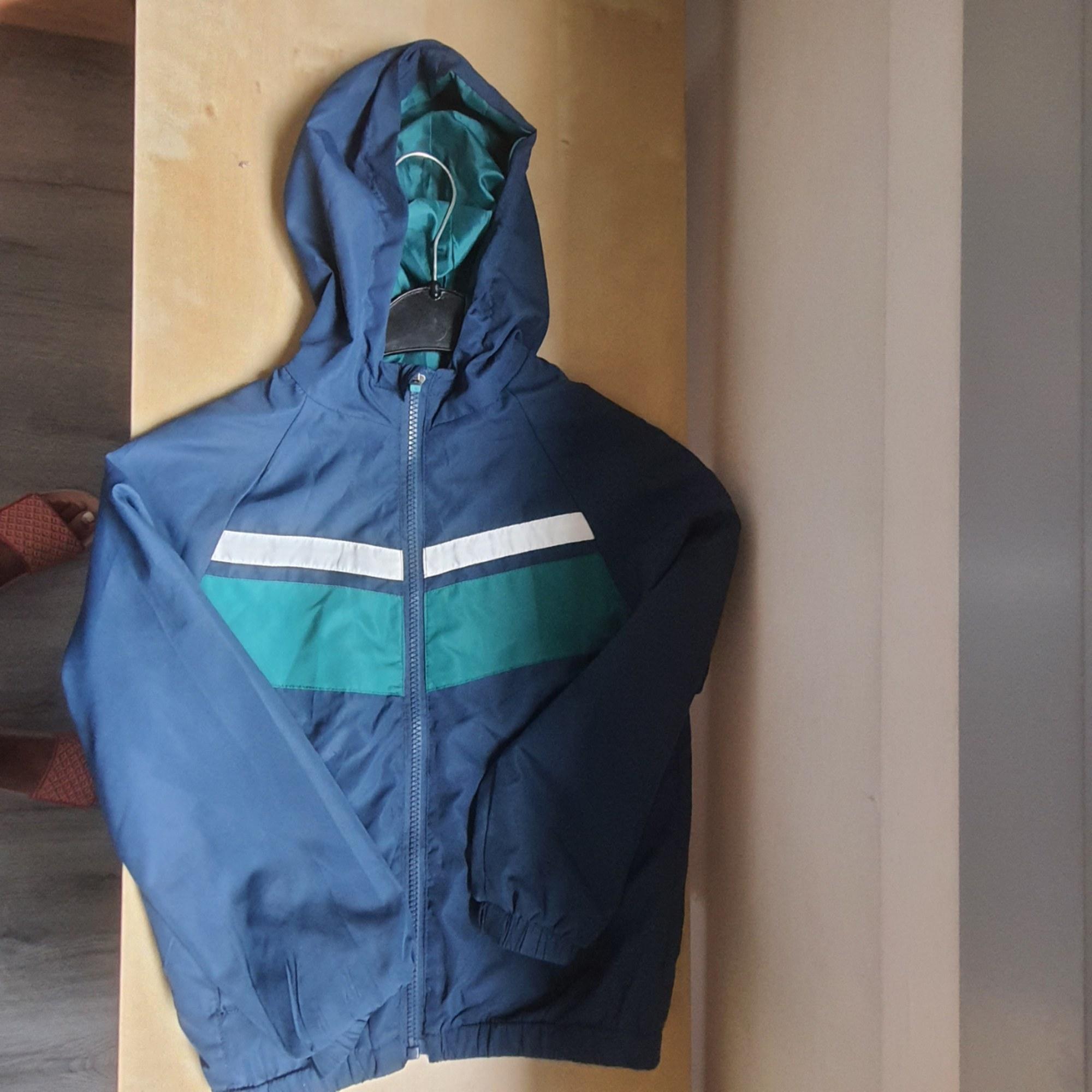 Coupe-vent KIABI Bleu, bleu marine, bleu turquoise