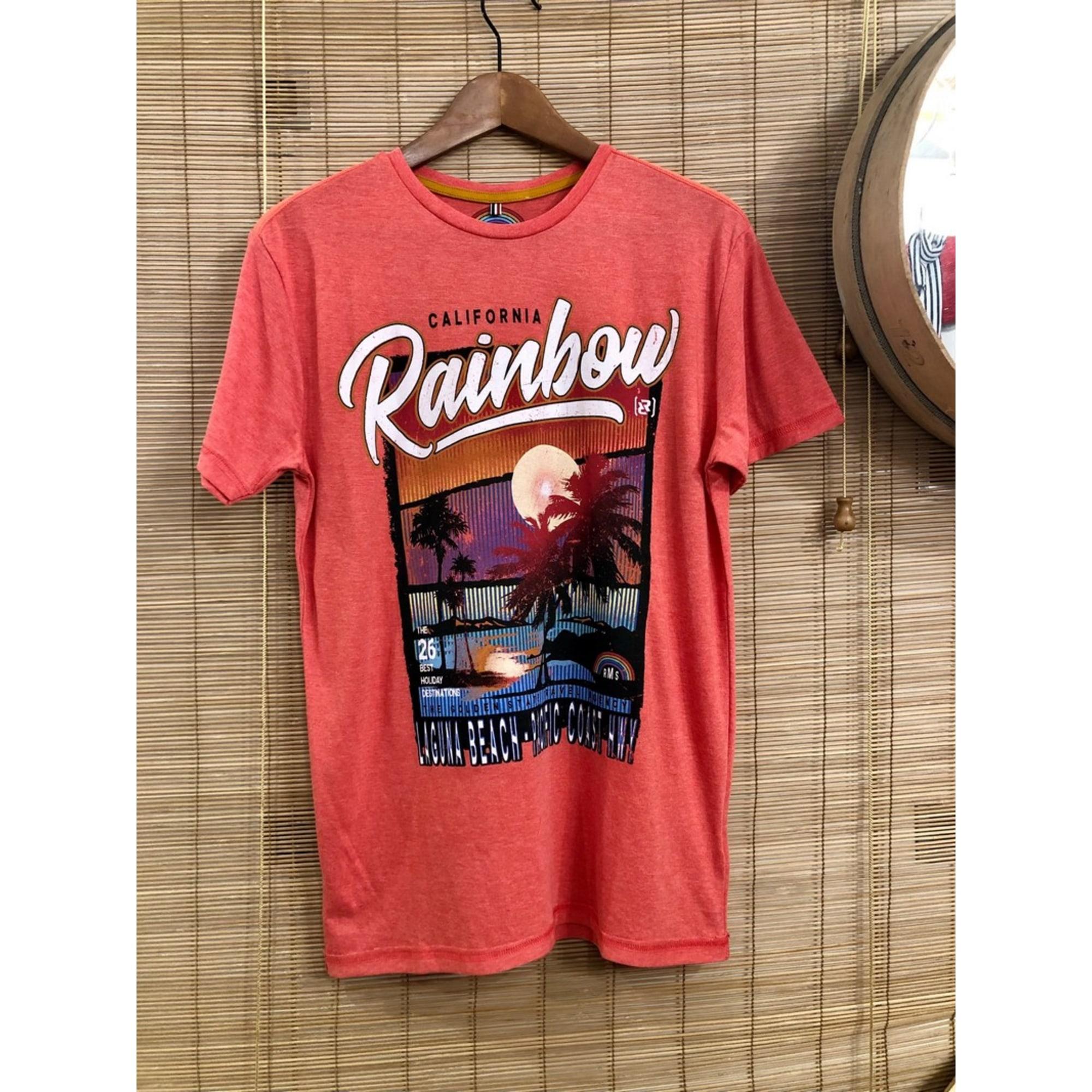 Tee-shirt RMS 26 Rouge, bordeaux