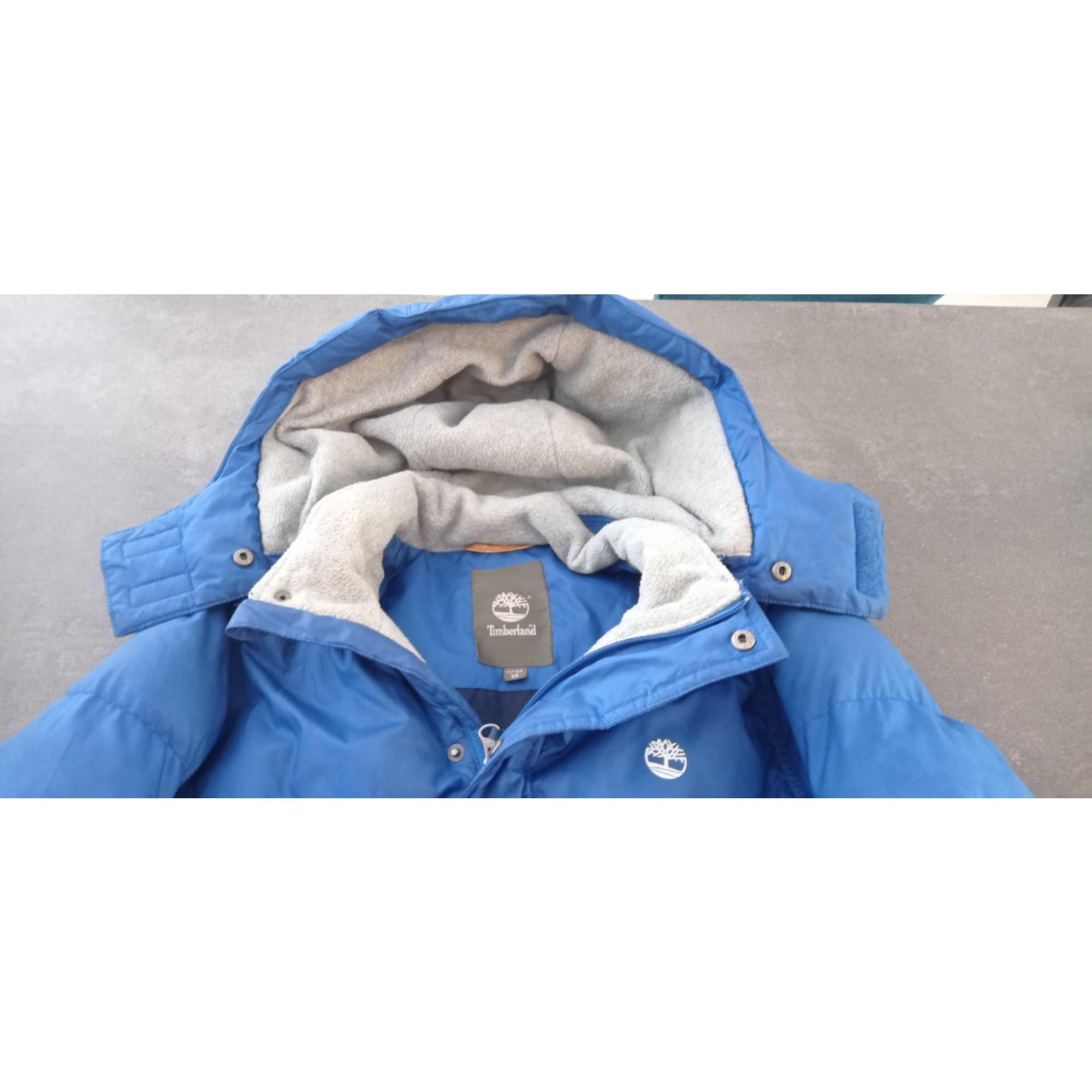 Doudoune TIMBERLAND Bleu, bleu marine, bleu turquoise