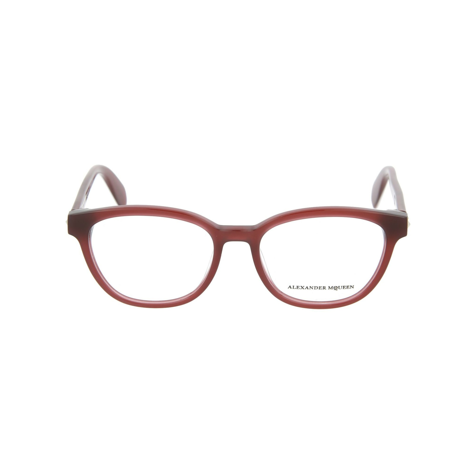 Eyeglass Frames ALEXANDER MCQUEEN White, off-white, ecru