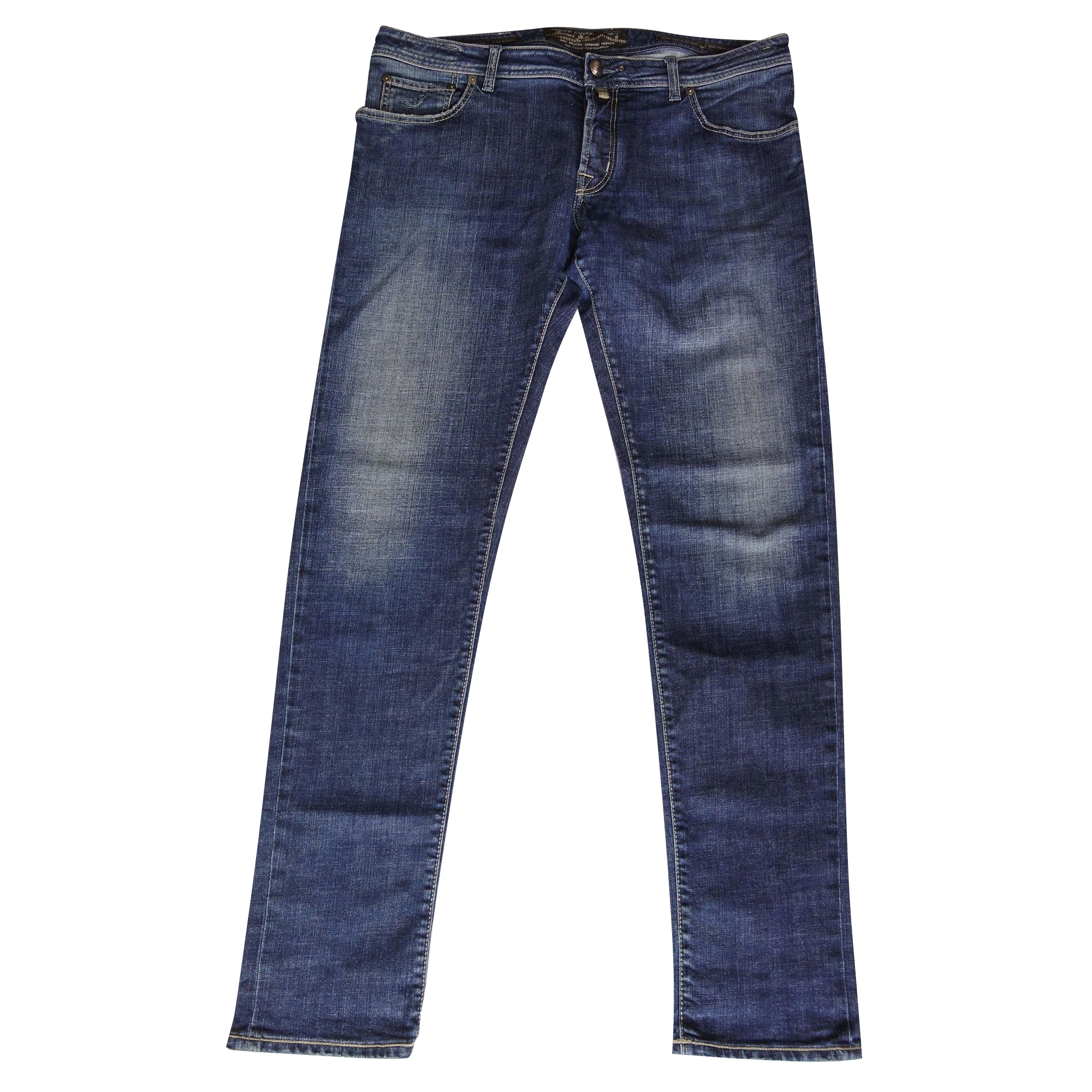 Skinny Jeans JACOB COHEN Blue, navy, turquoise