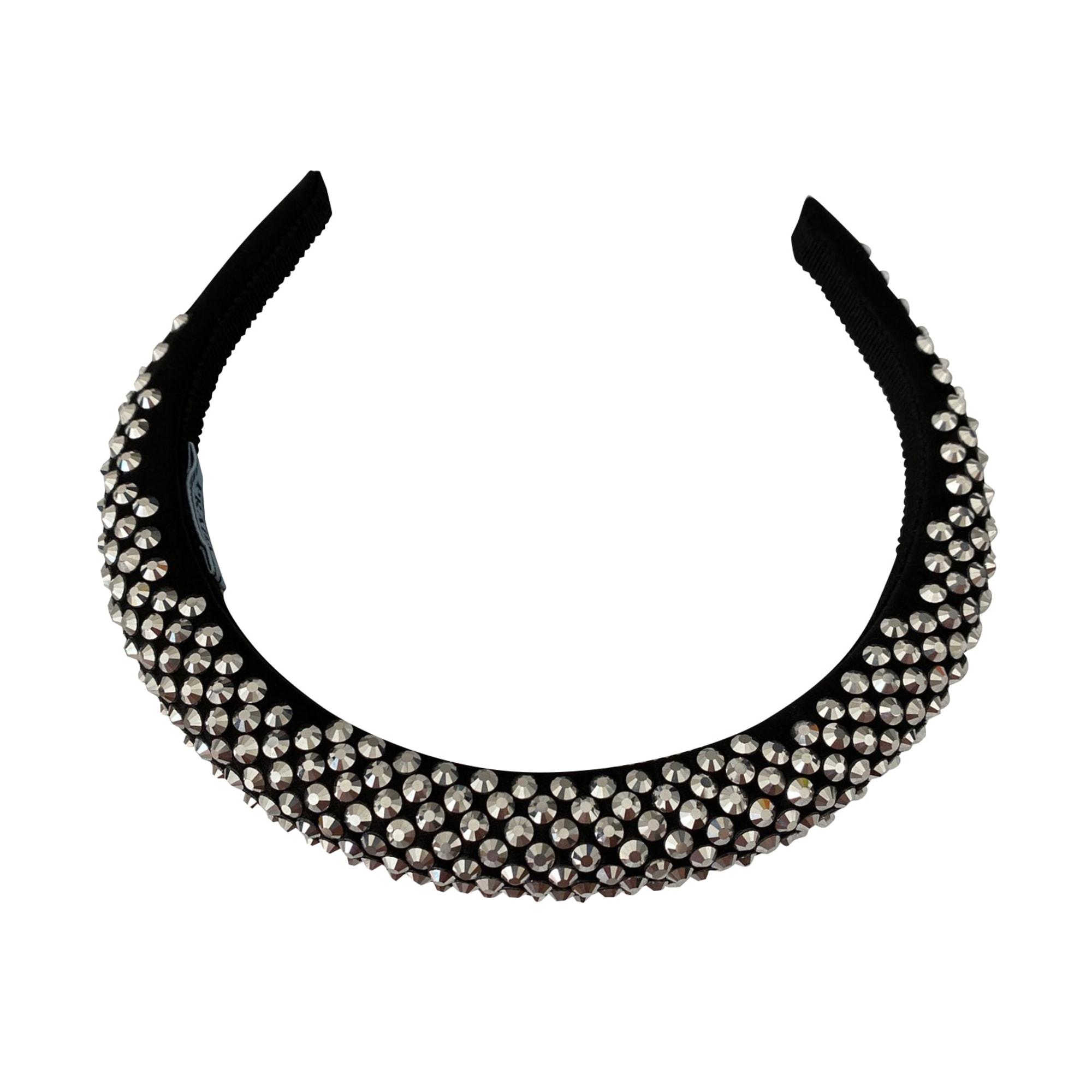 Hairband PRADA Black