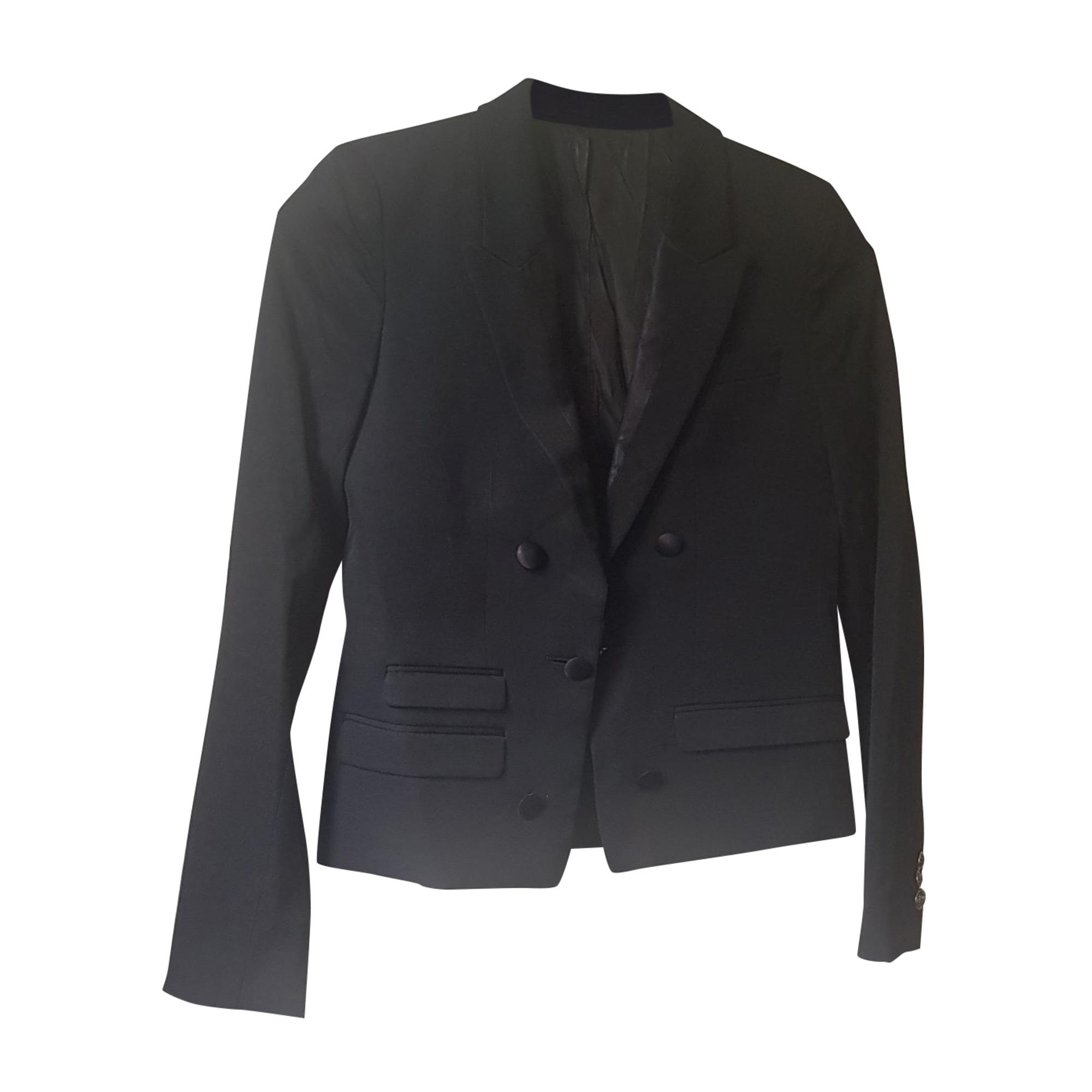 Jacket THE KOOPLES Black