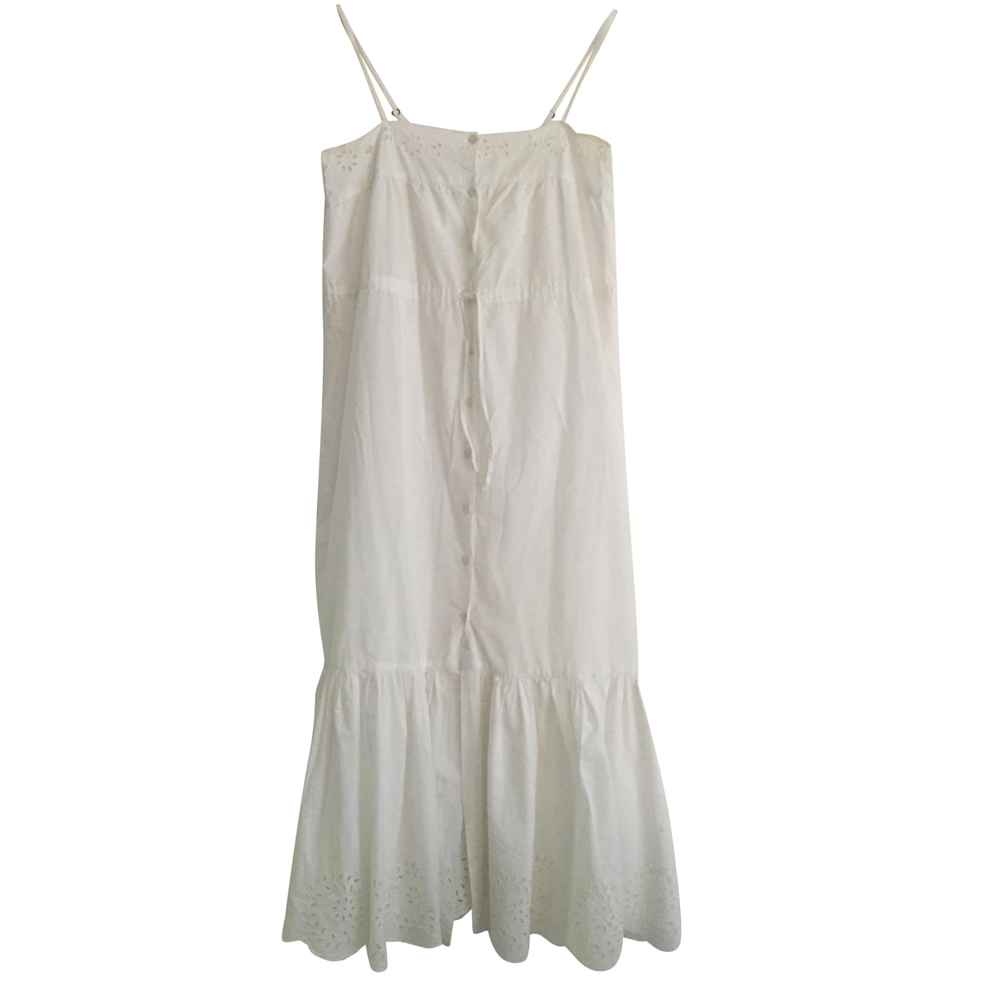 Robe longue MES DEMOISELLES... Blanc, blanc cassé, écru