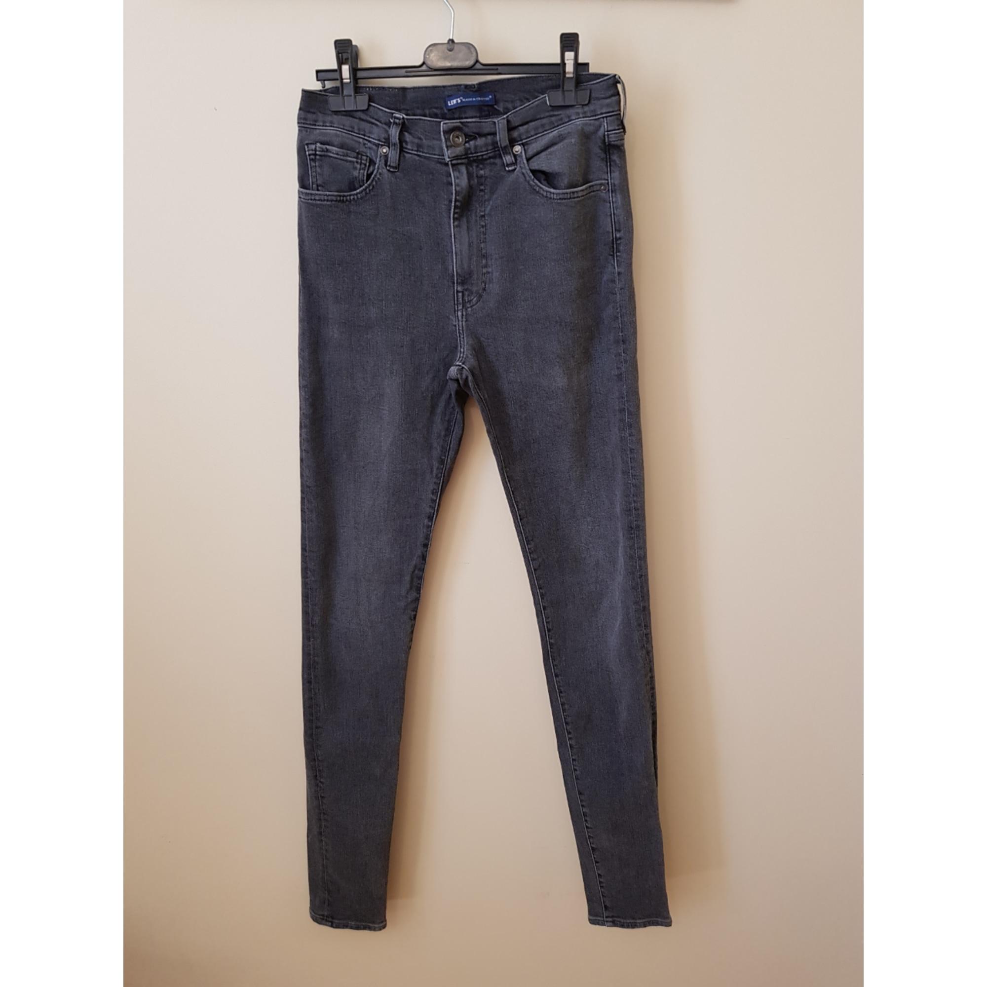 Jeans slim LEVI'S Noir