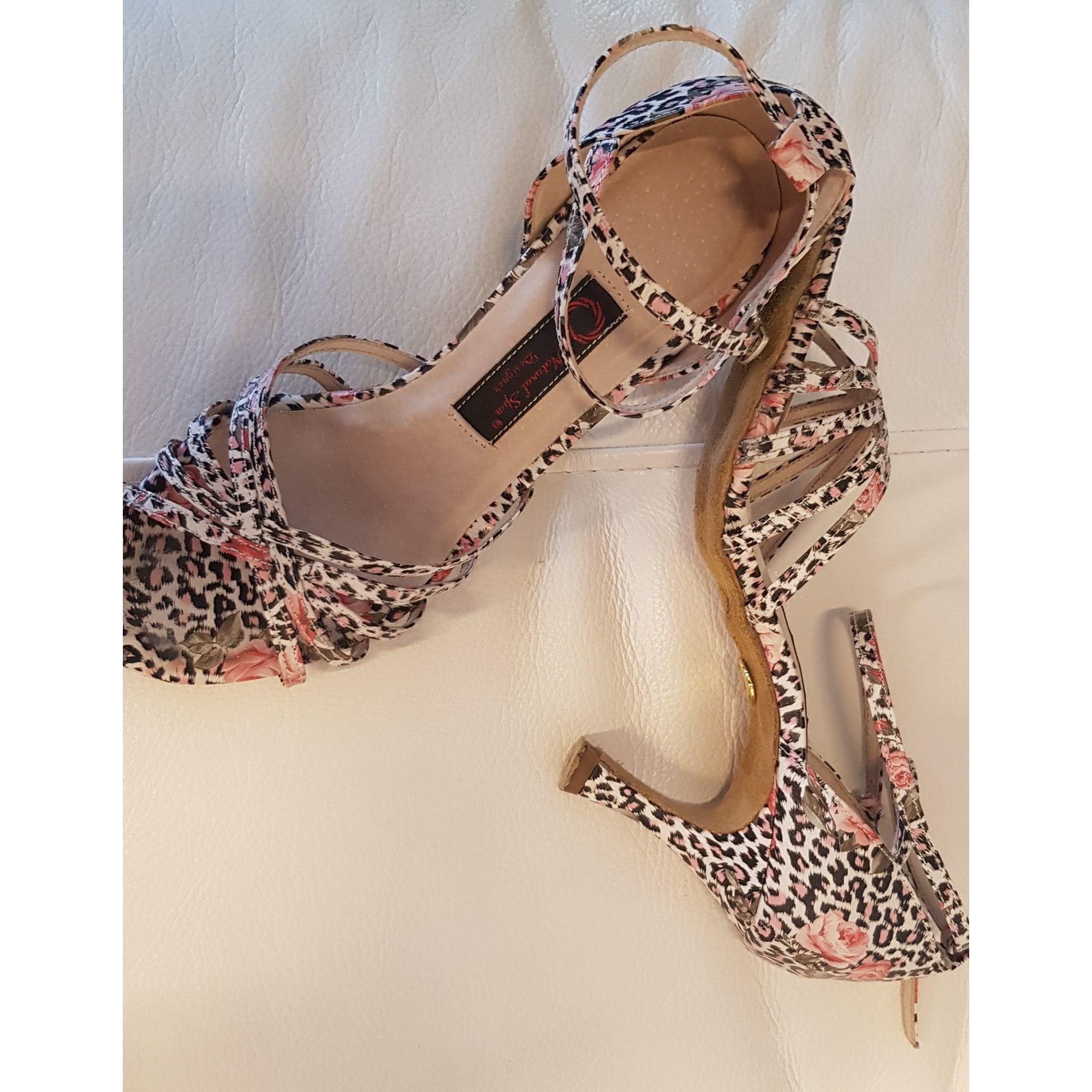 Chaussures de danse  NATURAL SPIN Imprimés animaliers
