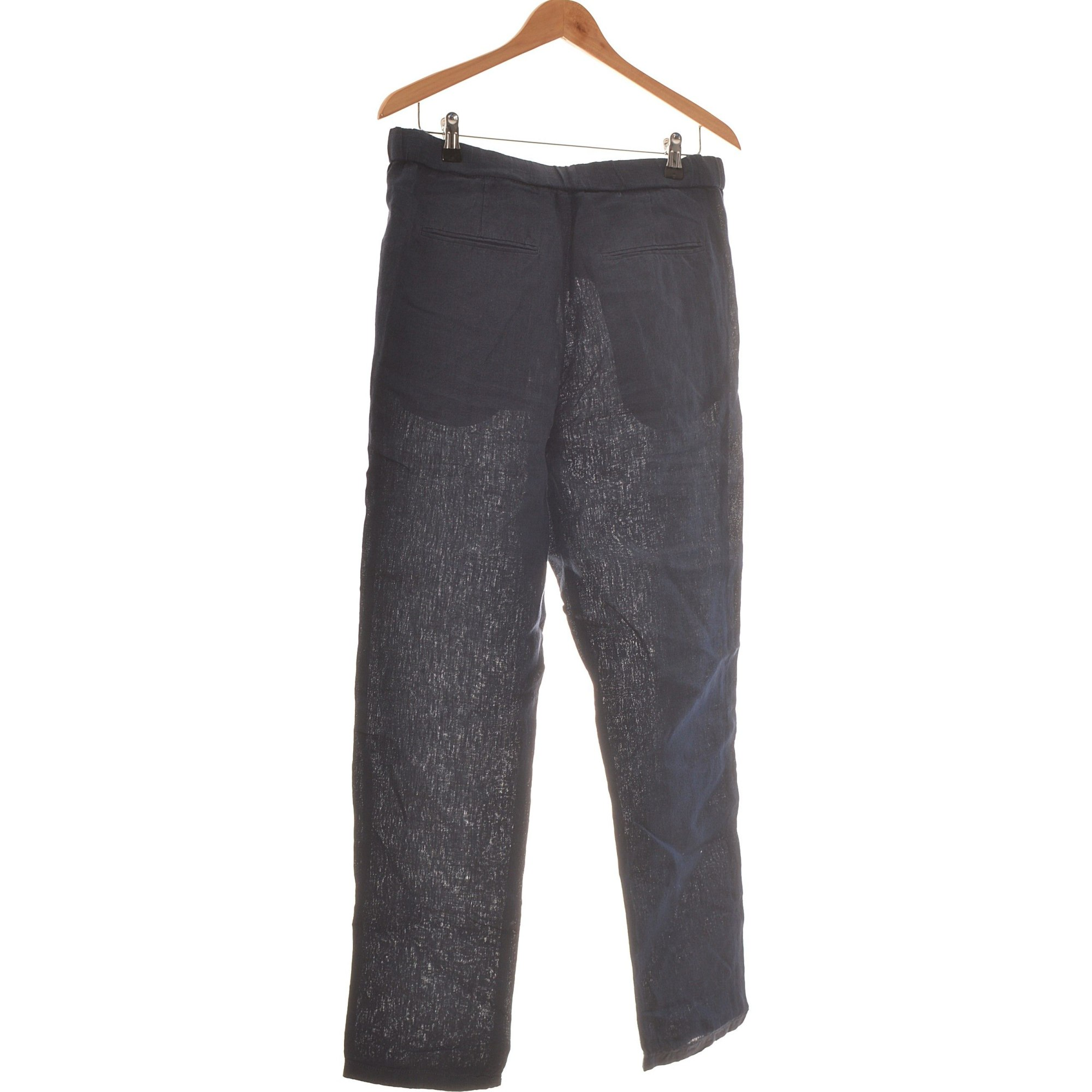 Flares H&M Blue, navy, turquoise