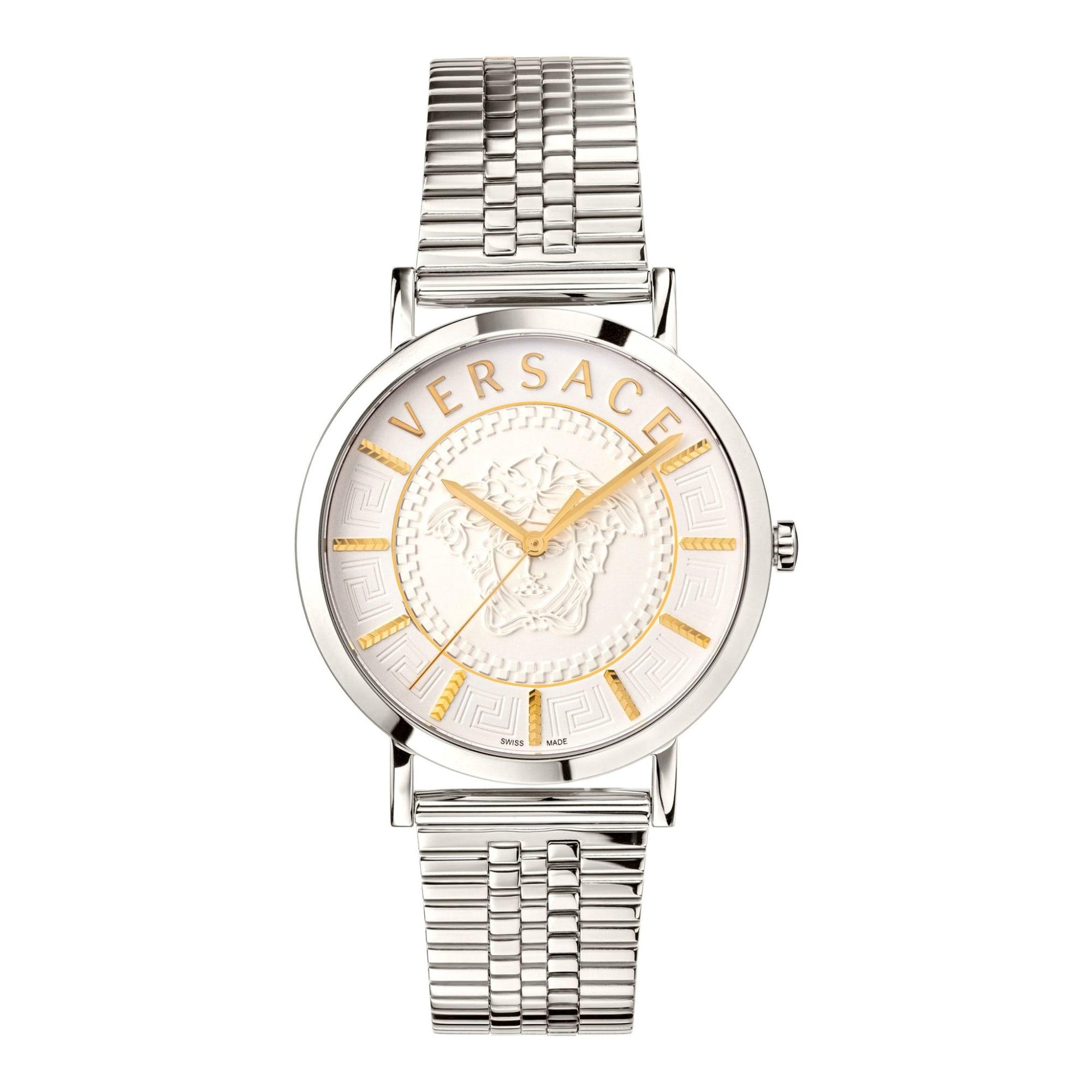 Armbanduhr VERSACE Silberfarben, stahlfarben