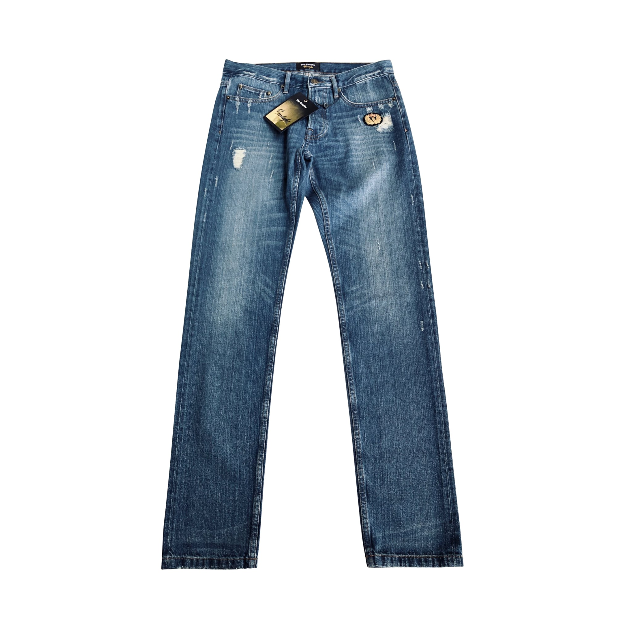 Straight Leg Jeans THE KOOPLES Blue, navy, turquoise