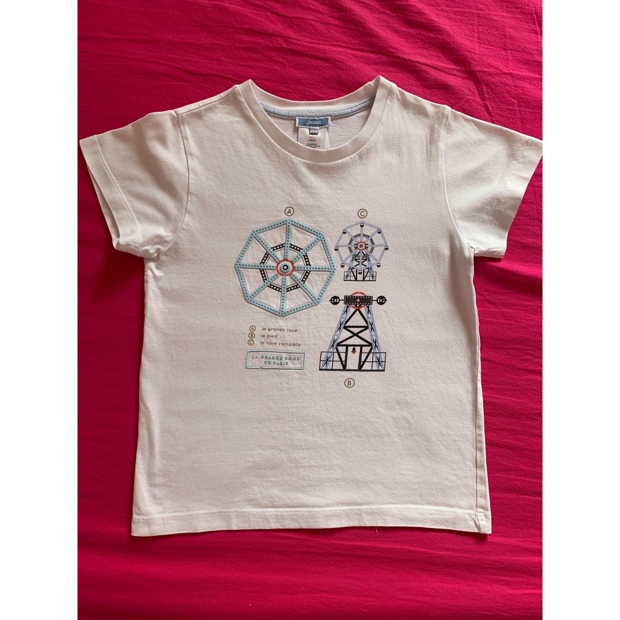 T-shirt JACADI White, off-white, ecru