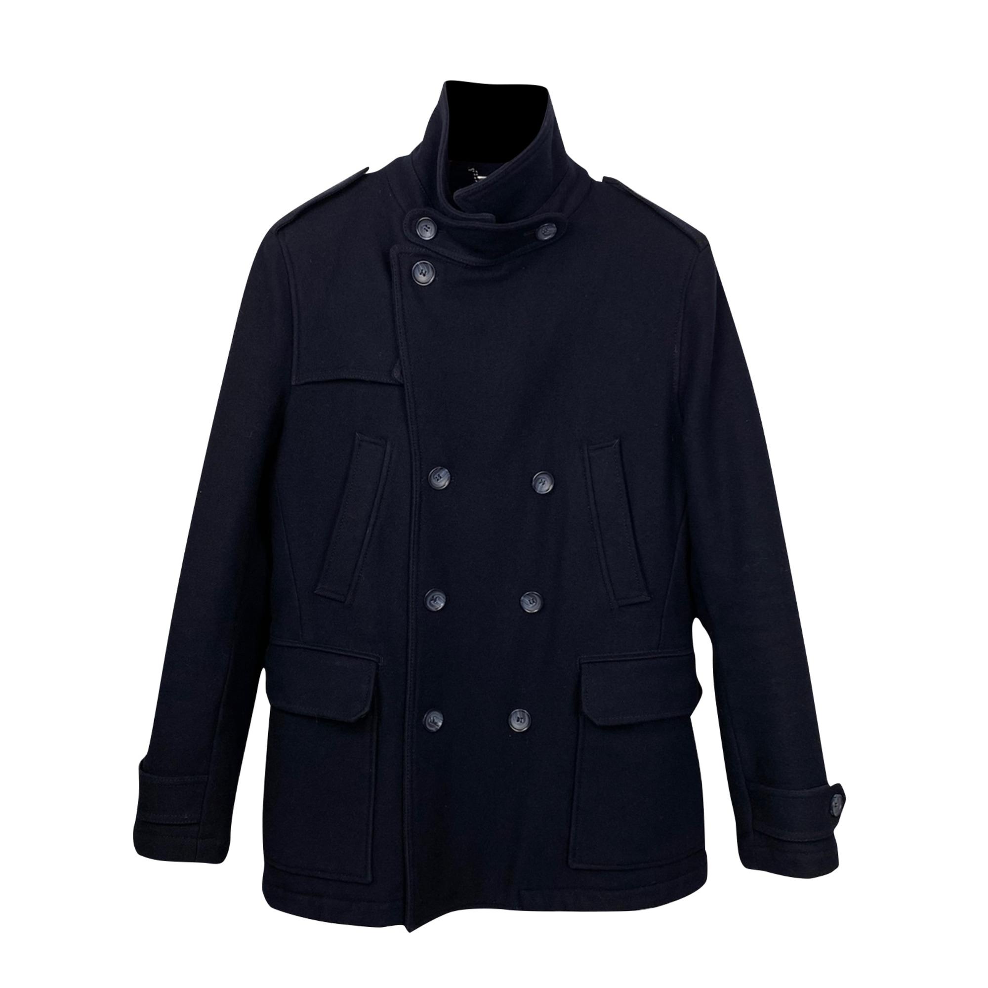 Coat DOLCE & GABBANA Blue, navy, turquoise