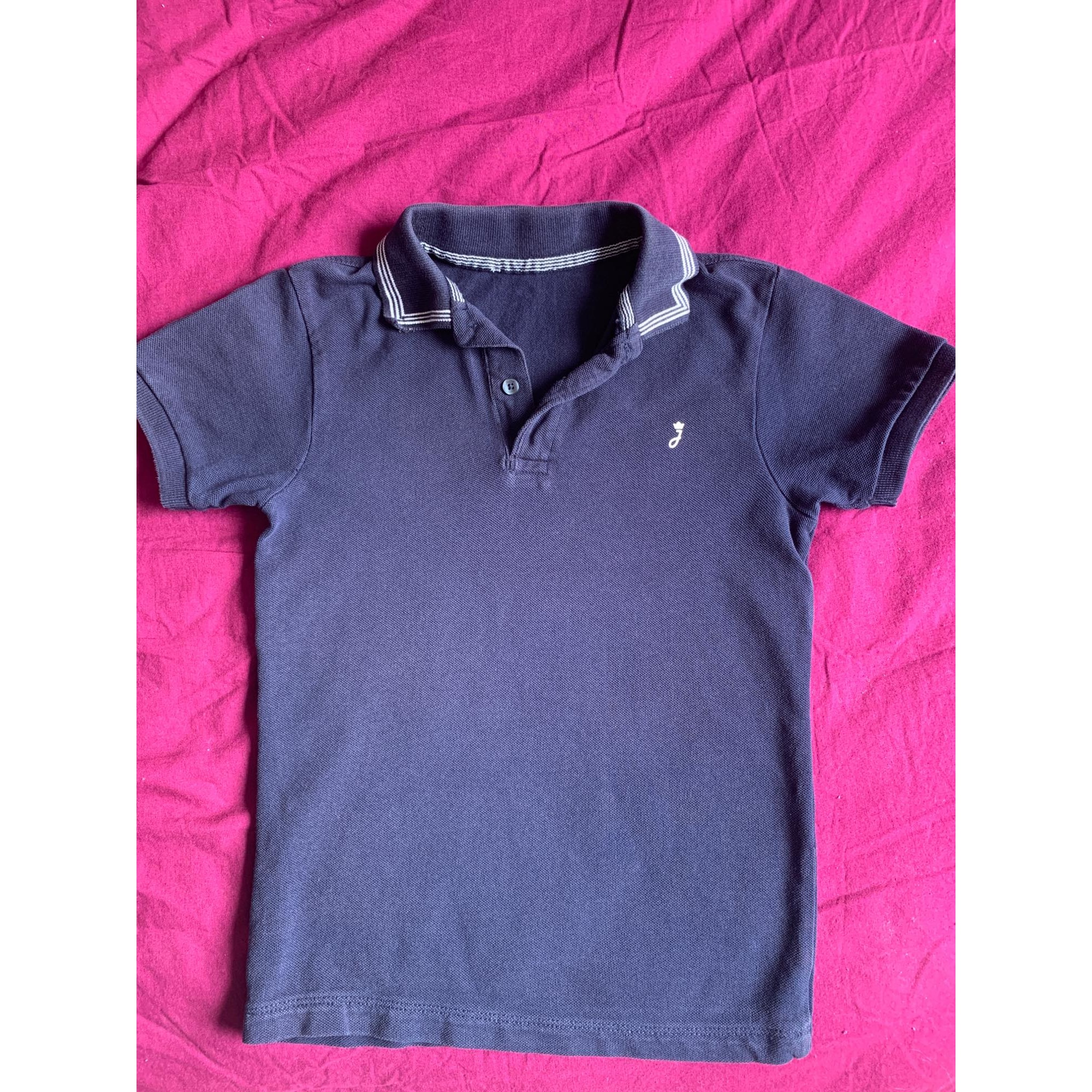 Polo JACADI Blue, navy, turquoise