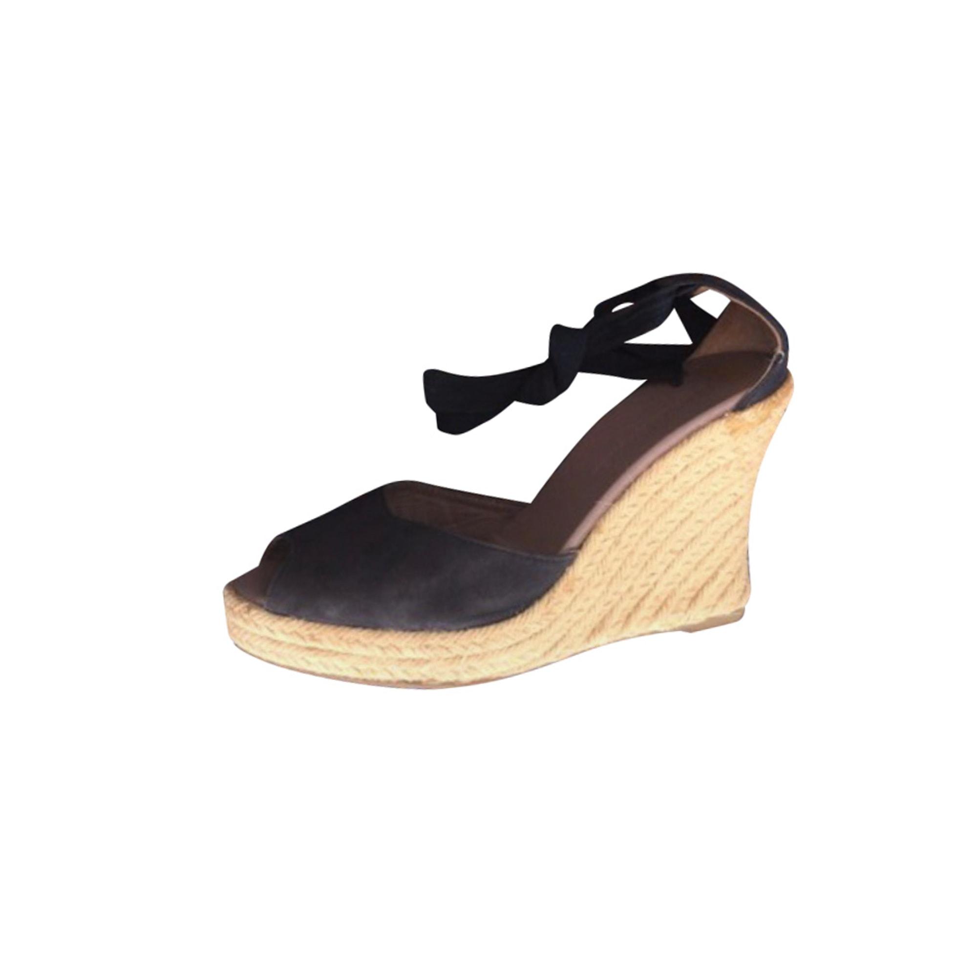 Wedge Sandals SONIA RYKIEL Blue, navy, turquoise