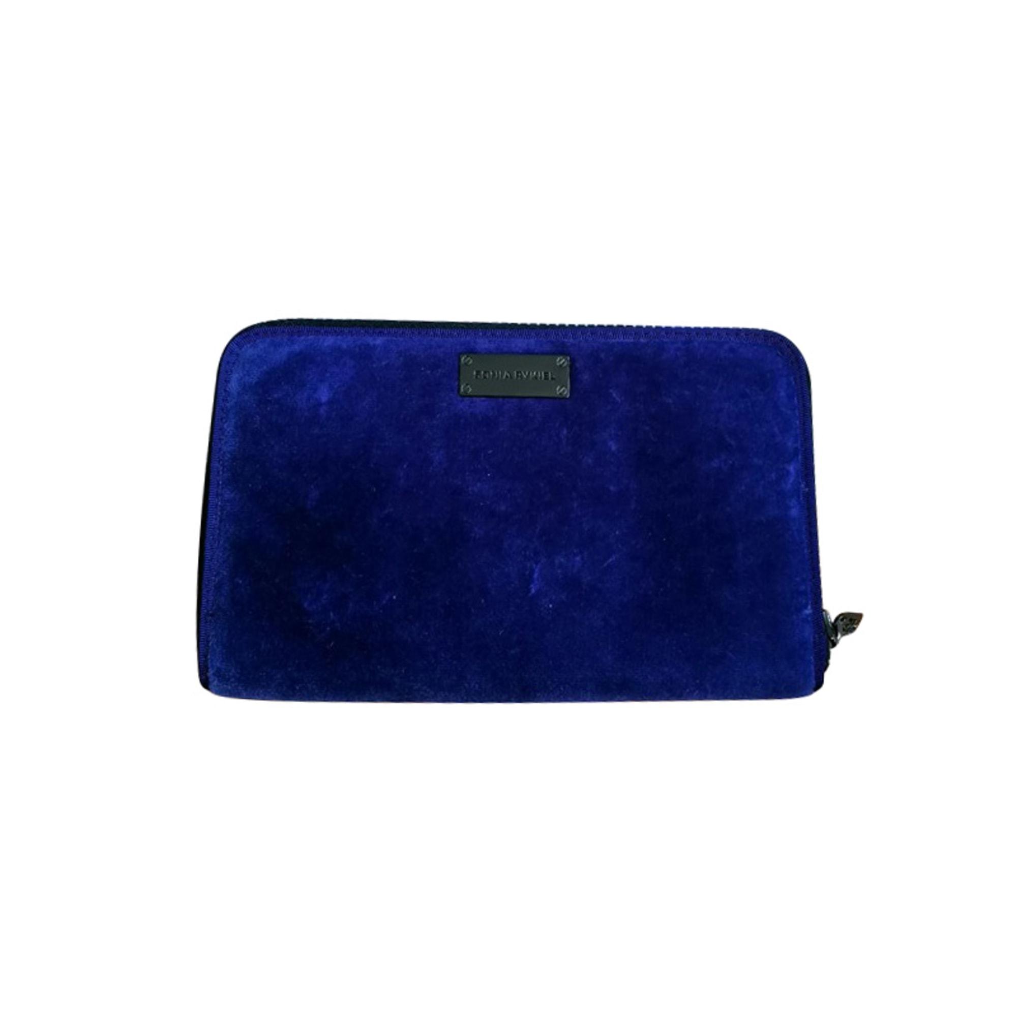 Wallet SONIA RYKIEL Blue, navy, turquoise