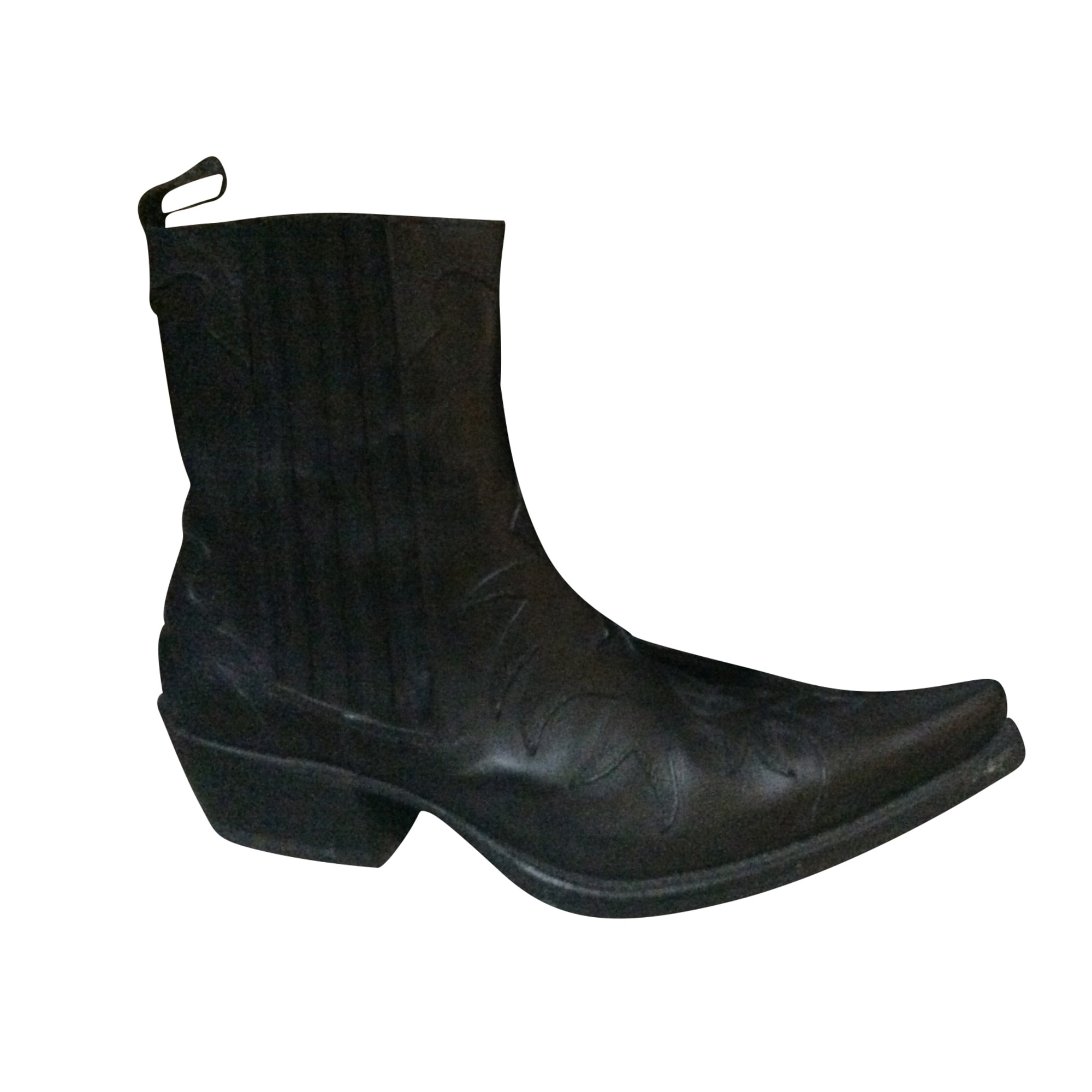 Stiefeletten, Ankle Boots SARTORE Schwarz