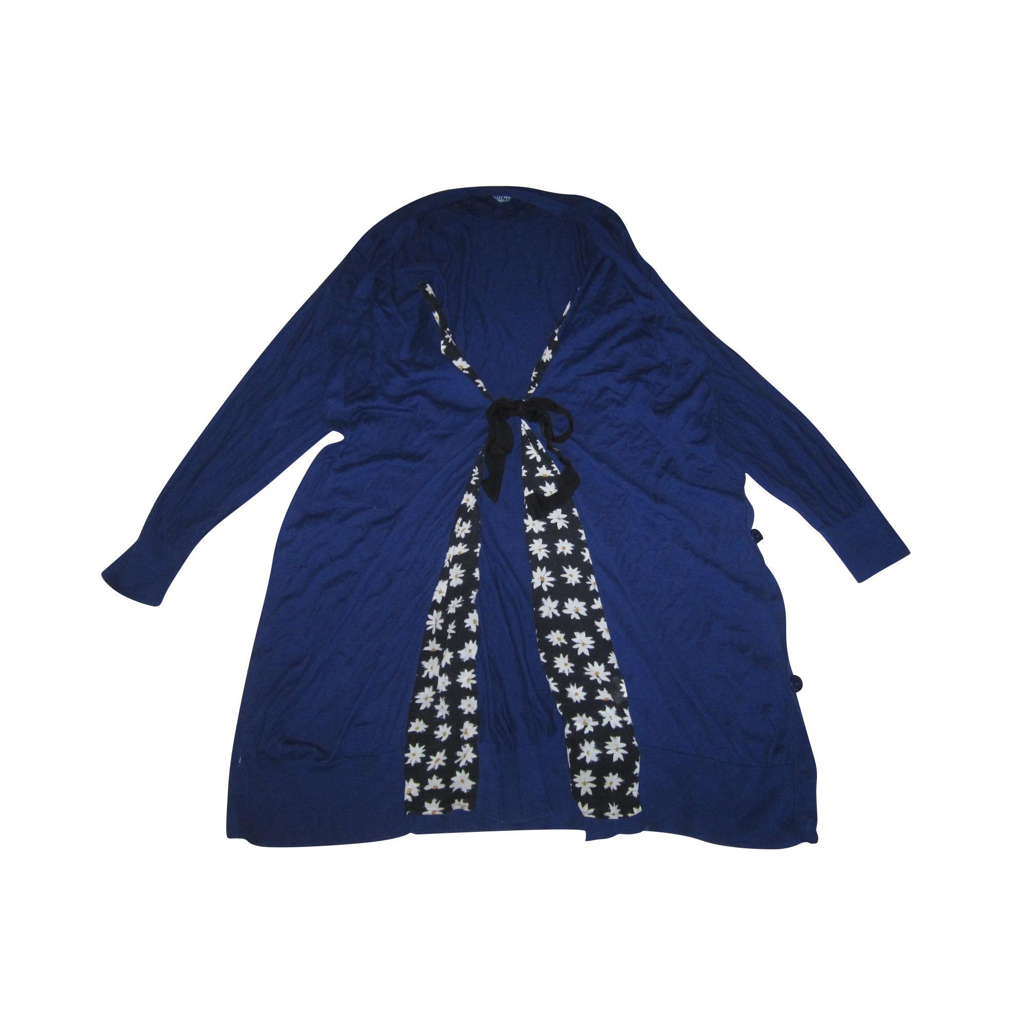 Sweater Dress SONIA RYKIEL Blue, navy, turquoise