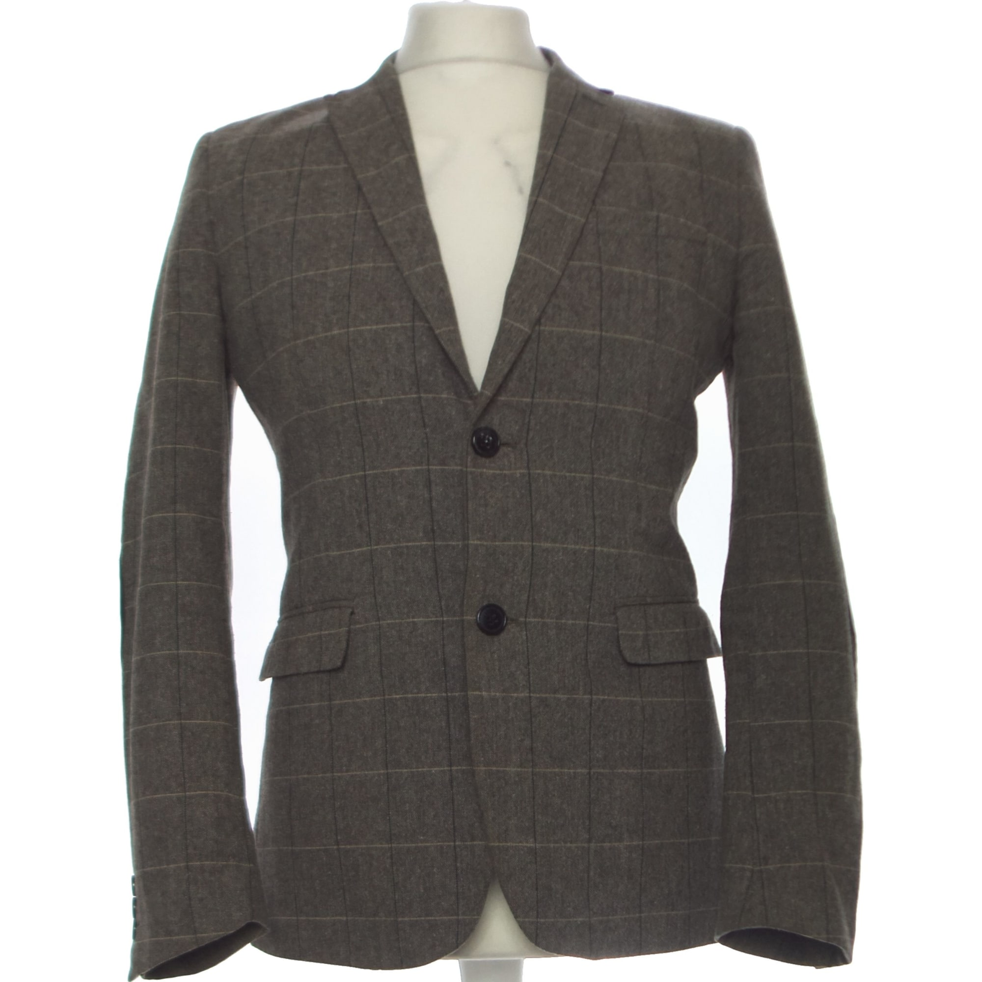 Suit Jacket H&M Brown