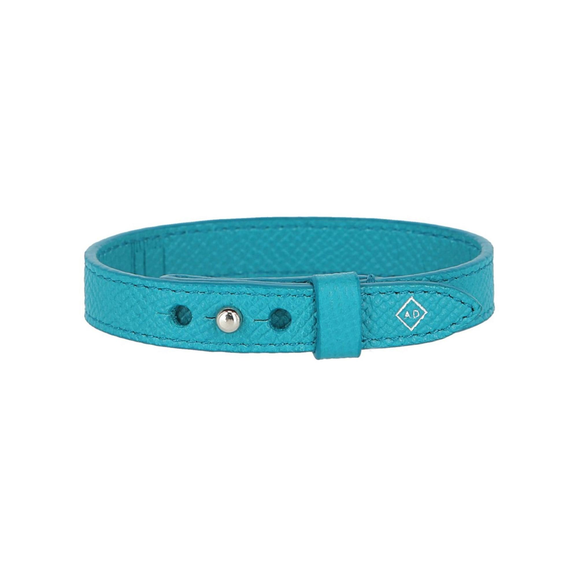 Bracelet DUNHILL Bleu, bleu marine, bleu turquoise