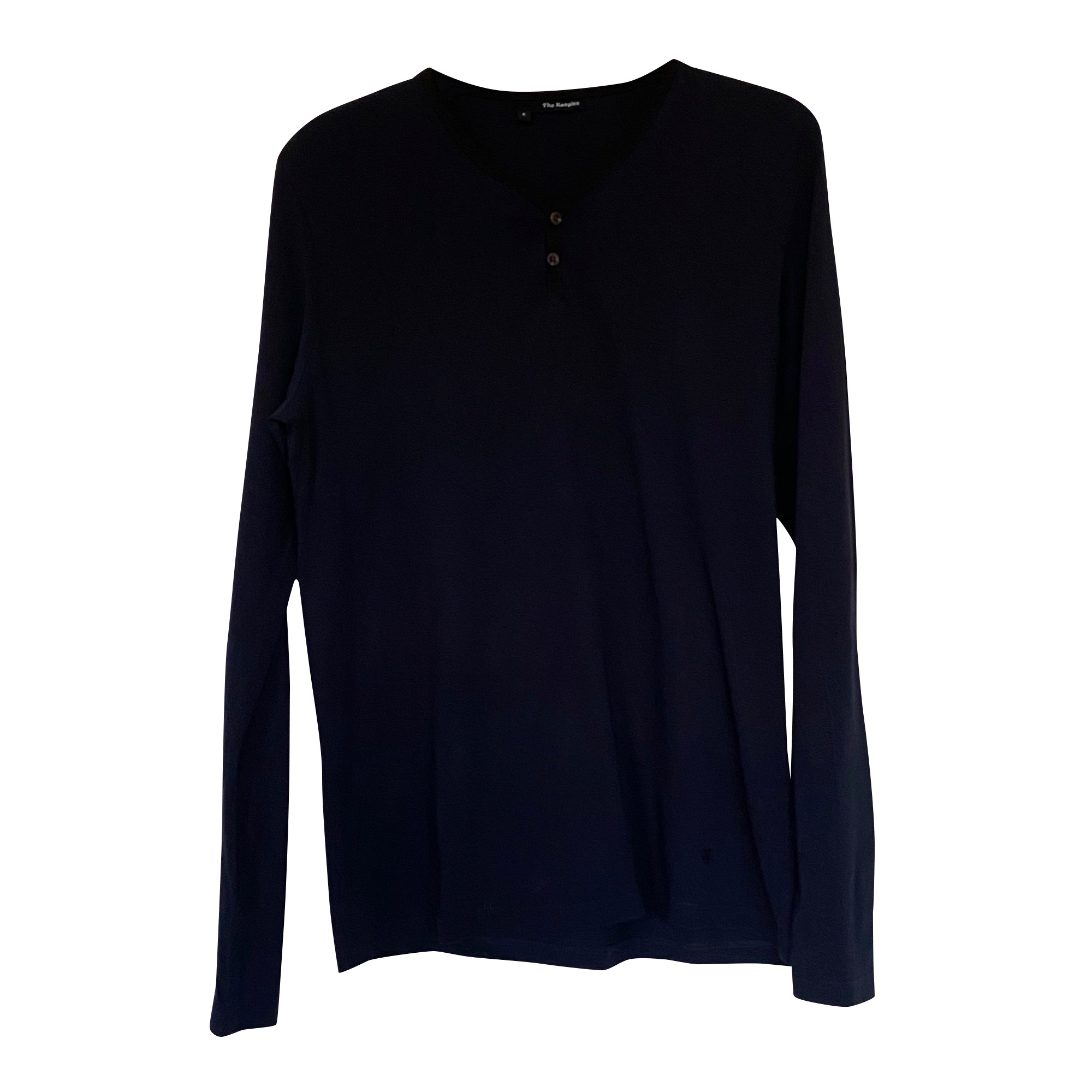 T-shirt THE KOOPLES Blue, navy, turquoise