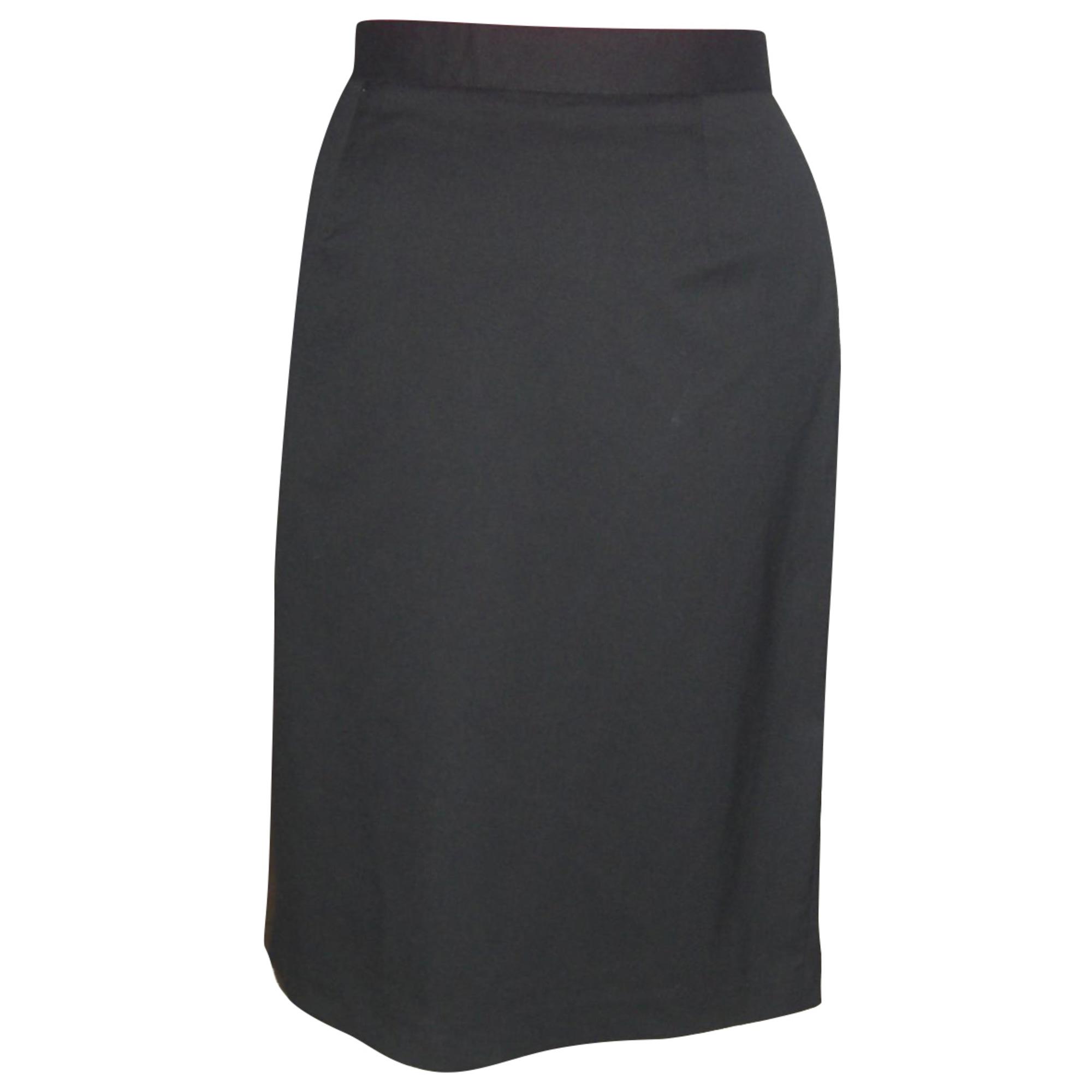 Midi Skirt TARA JARMON Black