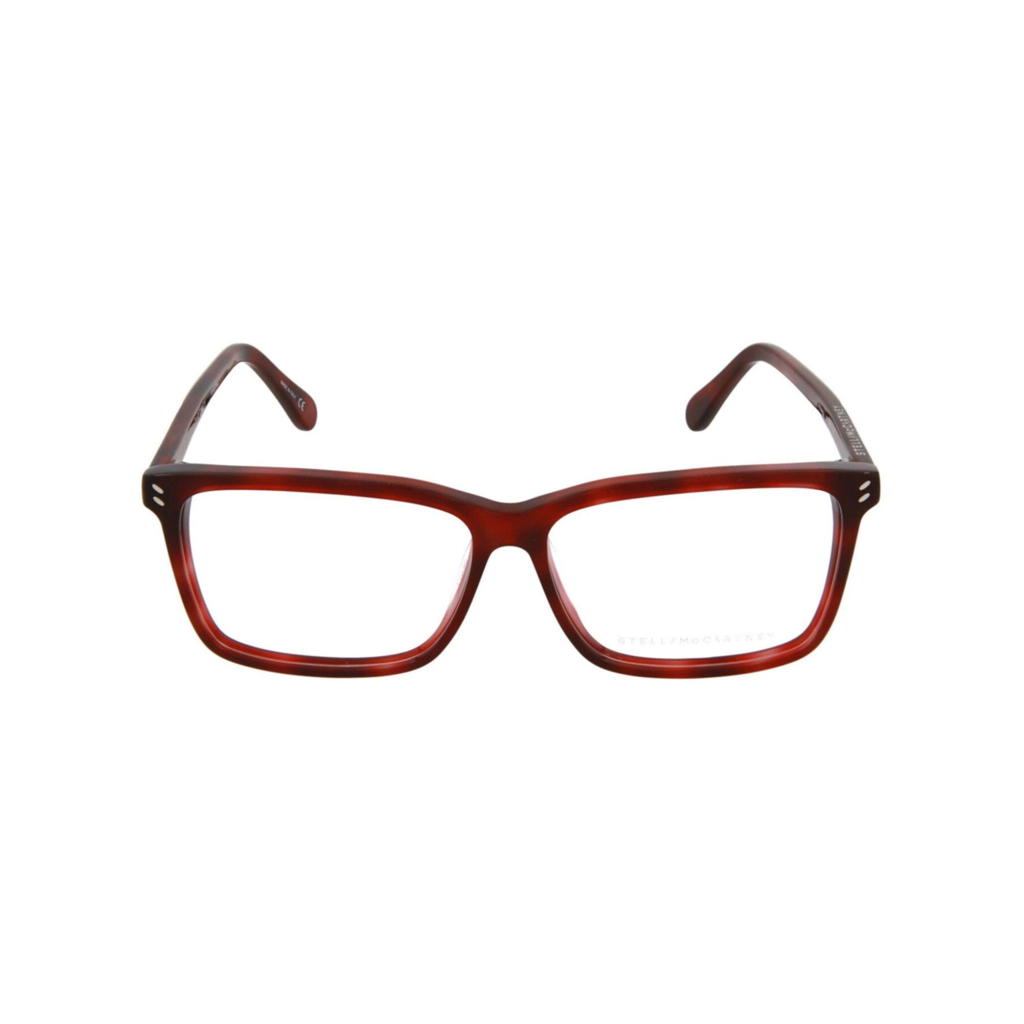 Sonnenbrille STELLA MCCARTNEY Rot, bordeauxrot