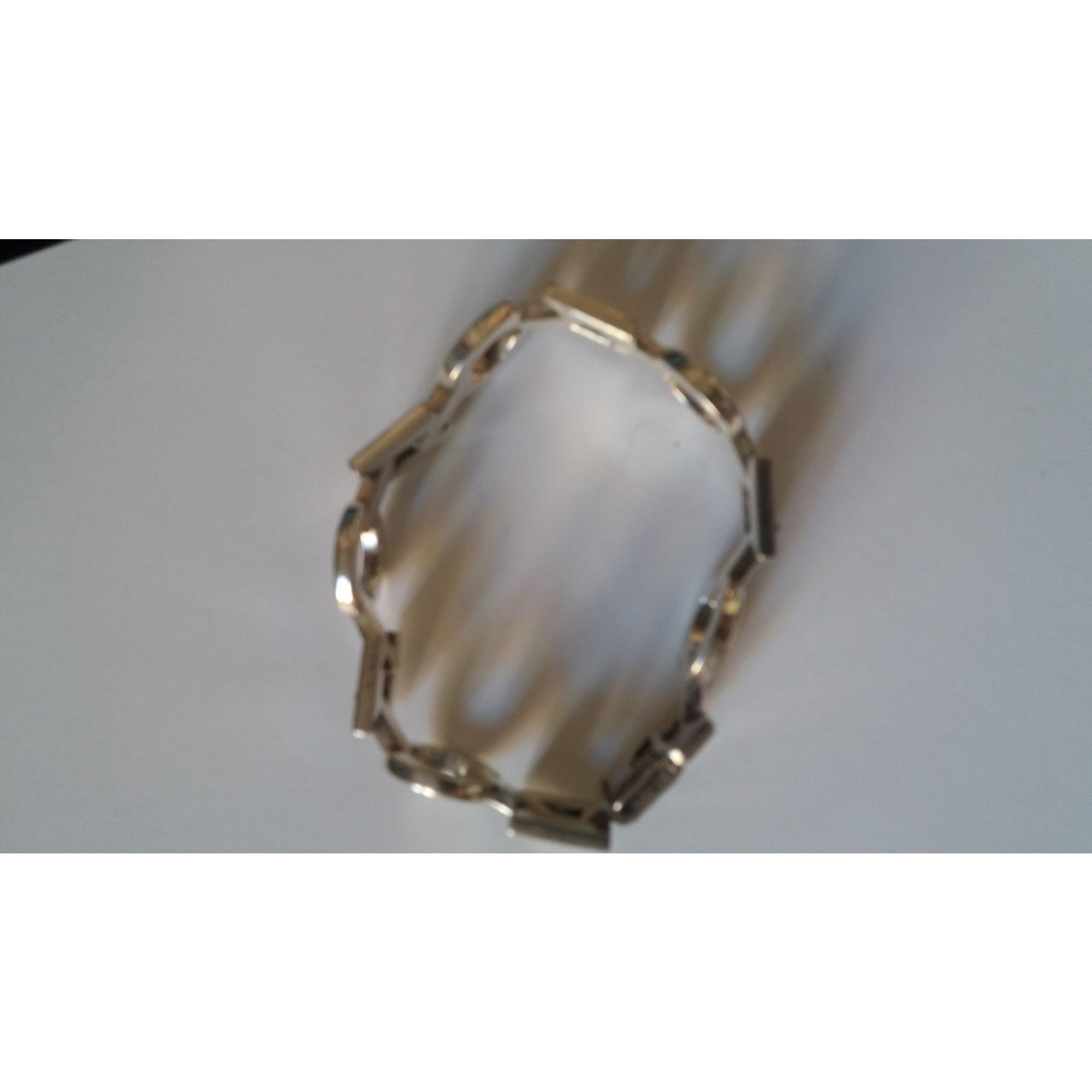 Bracelet D'OZ HOMME Argenté, acier