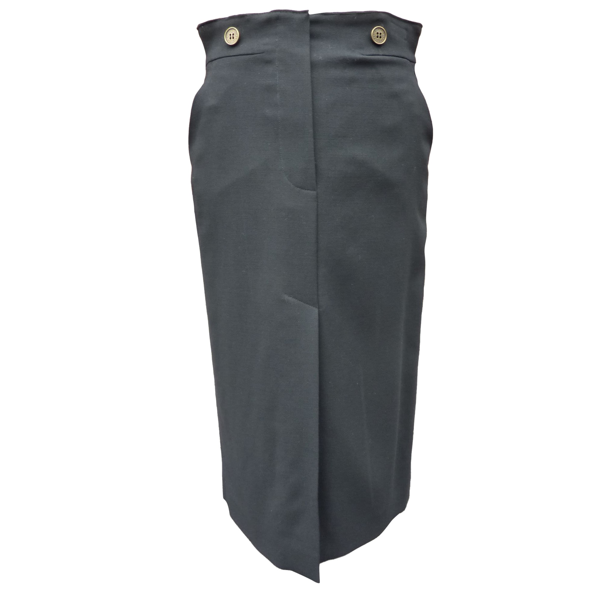 Midi Skirt SONIA RYKIEL Black