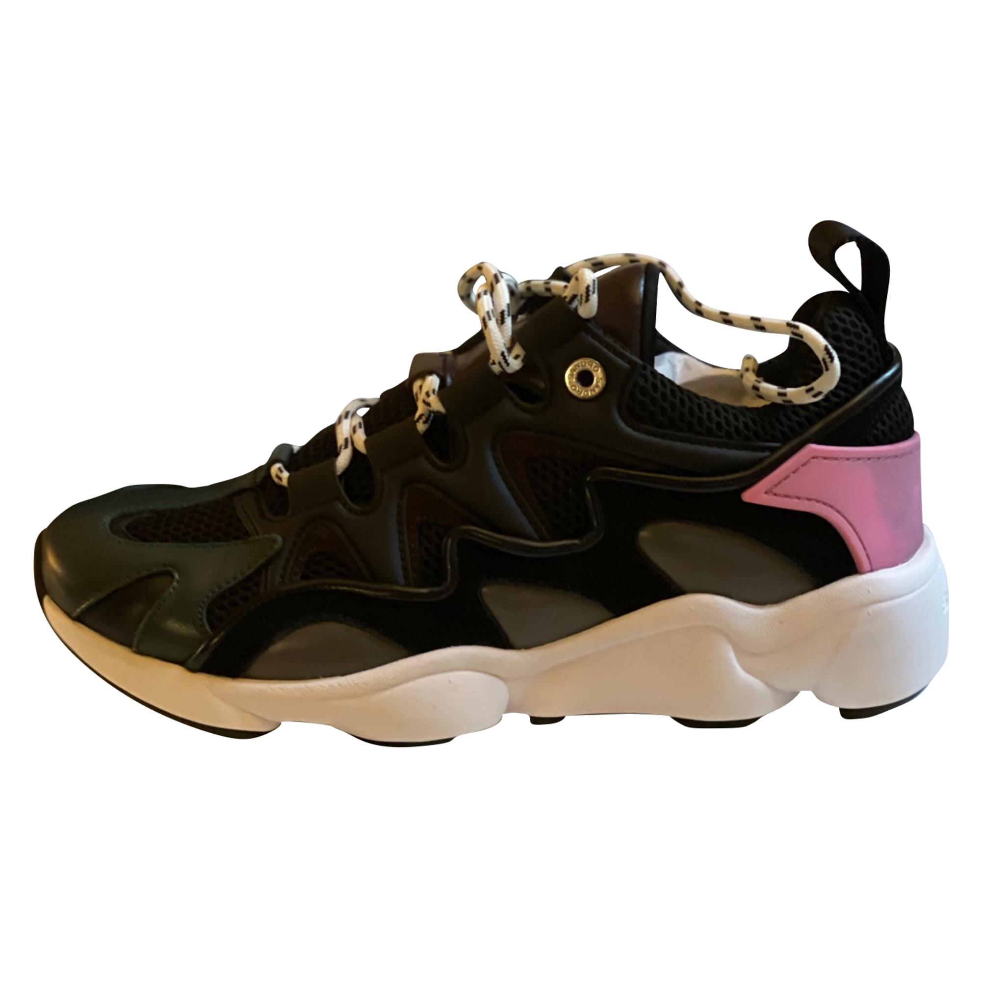 Baskets SANDRO Noir