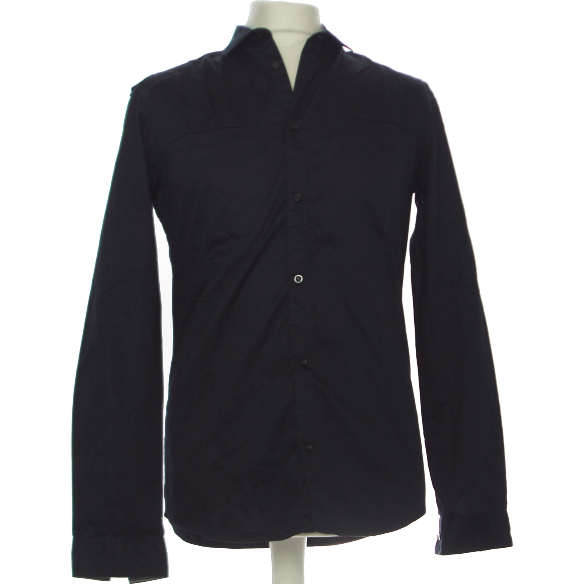 Shirt H&M Blue, navy, turquoise