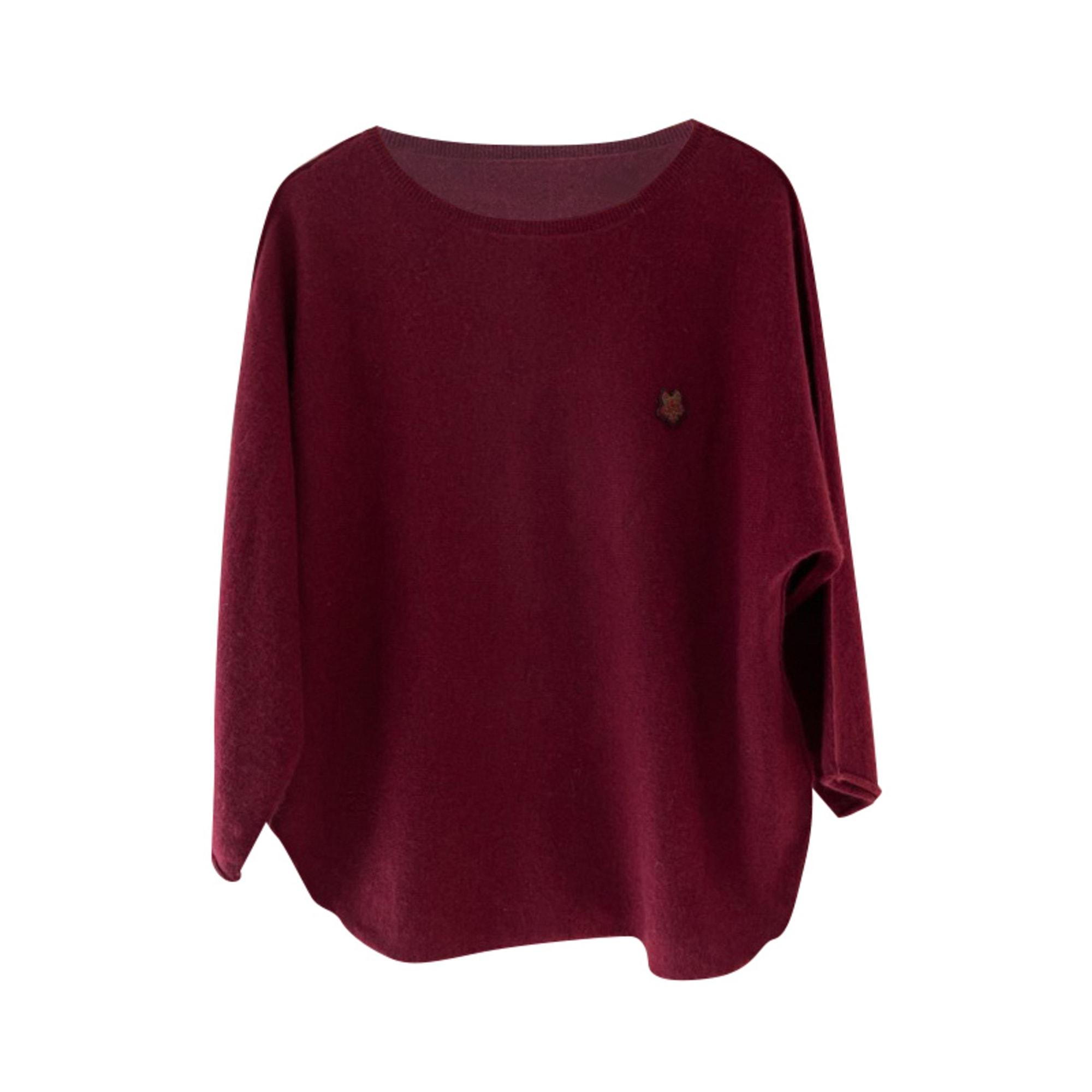 Sweater ZADIG & VOLTAIRE Red, burgundy