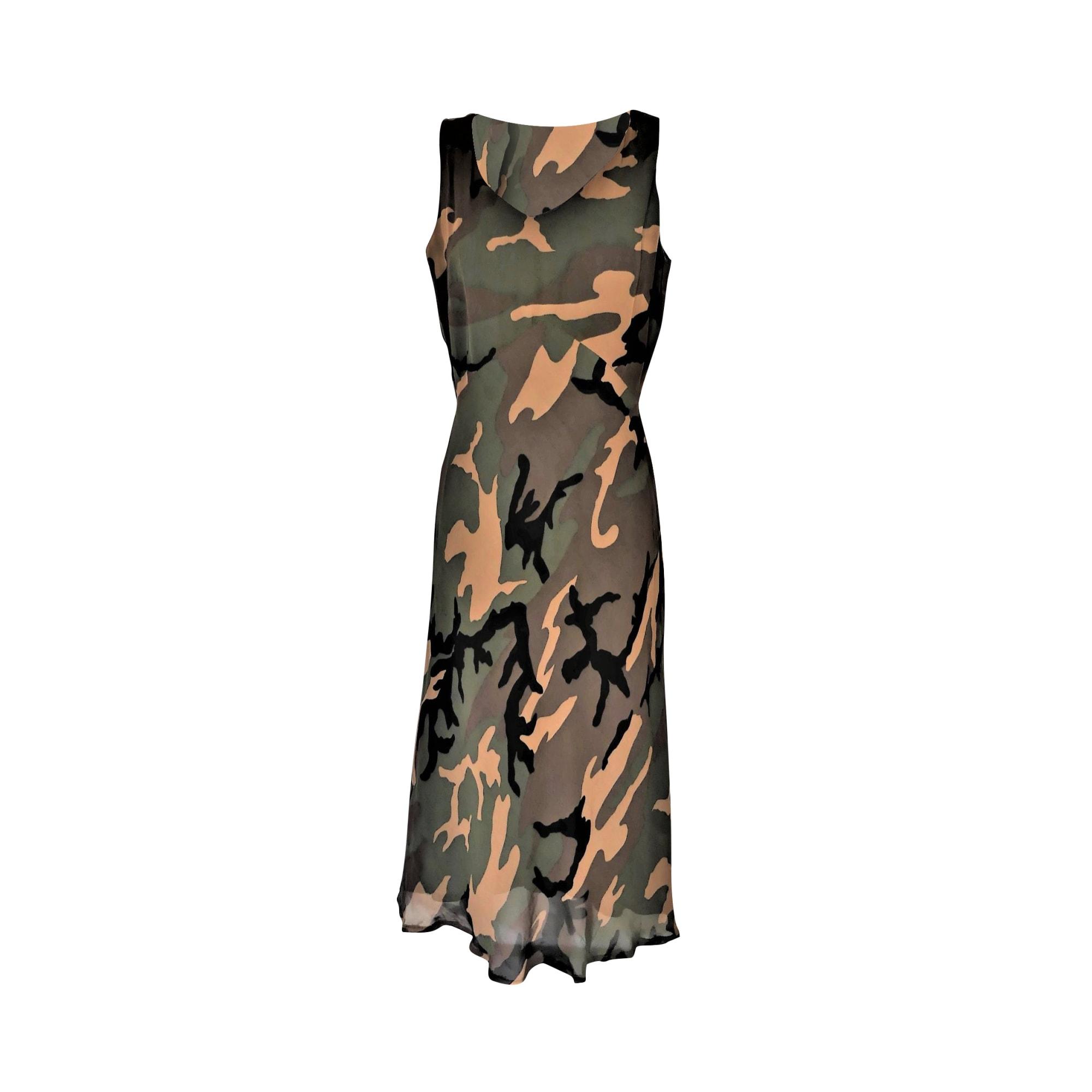 Maxi Dress TARA JARMON Khaki