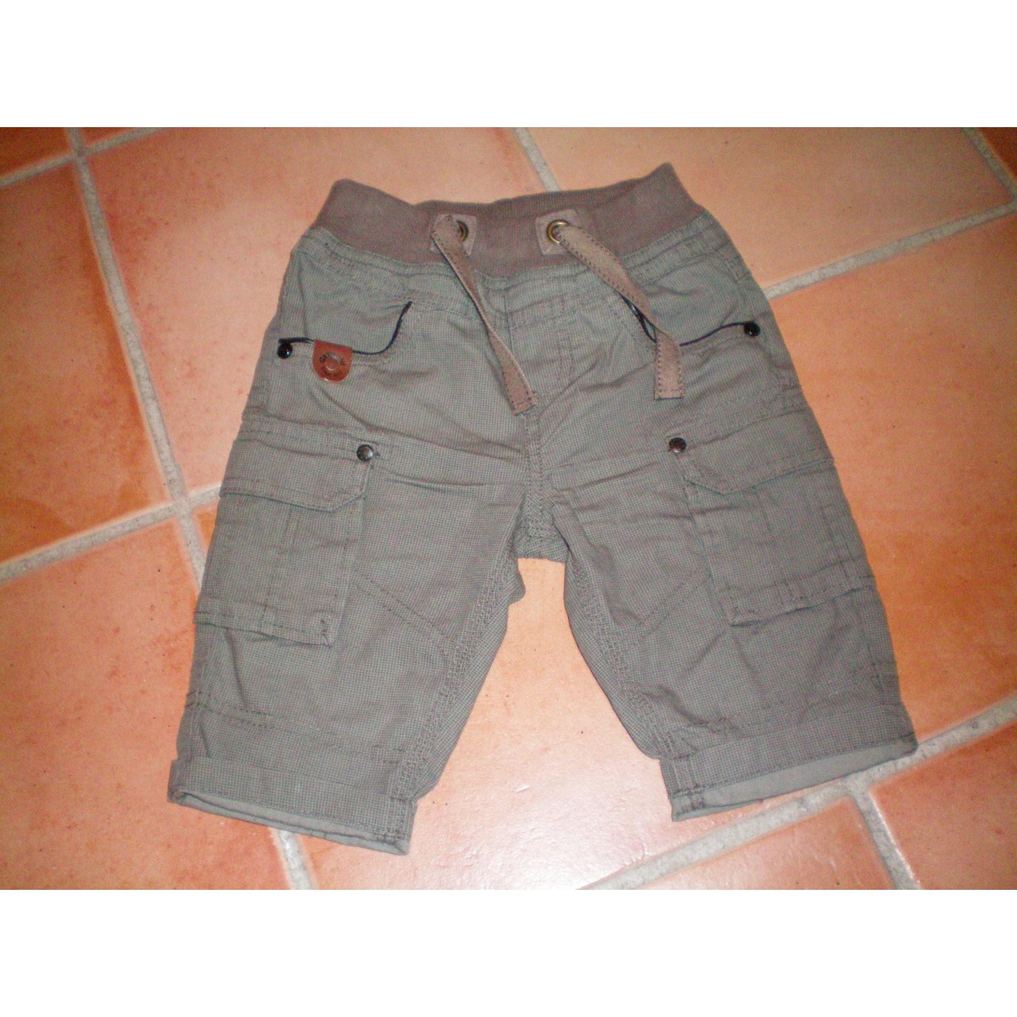 Pantalon CATIMINI Kaki