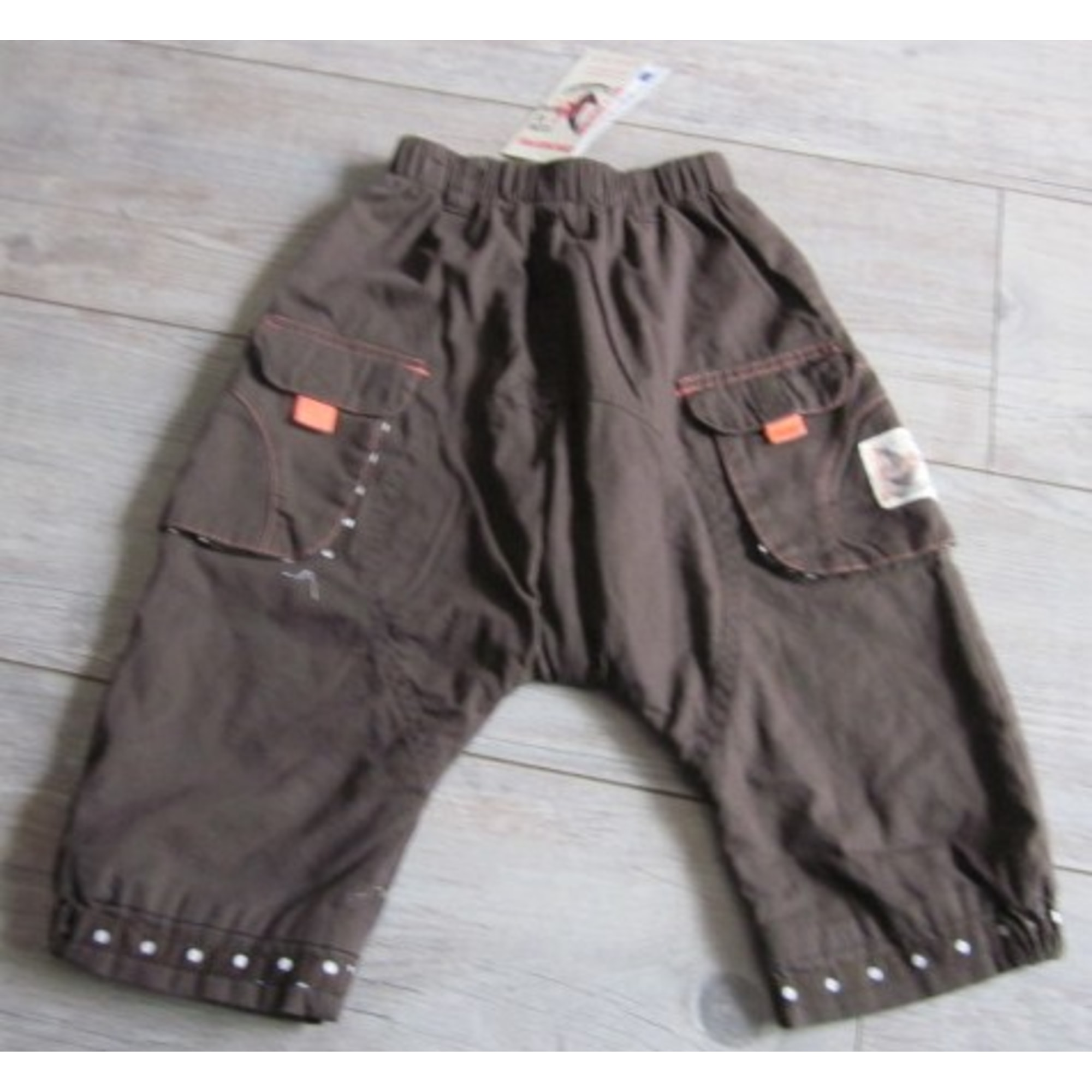 Pantalon ORCHESTRA Marron