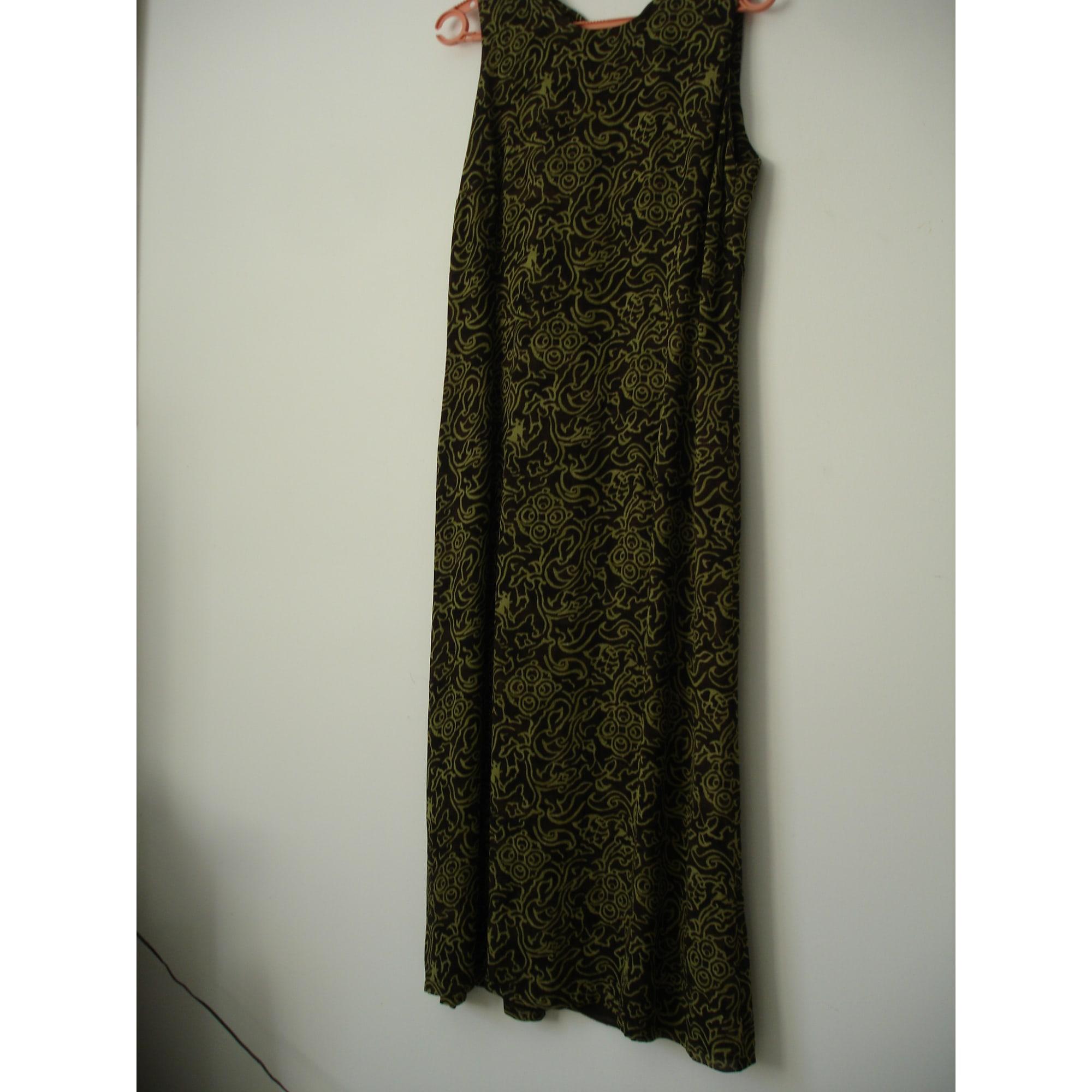 Tailleur robe CAROLL Vert