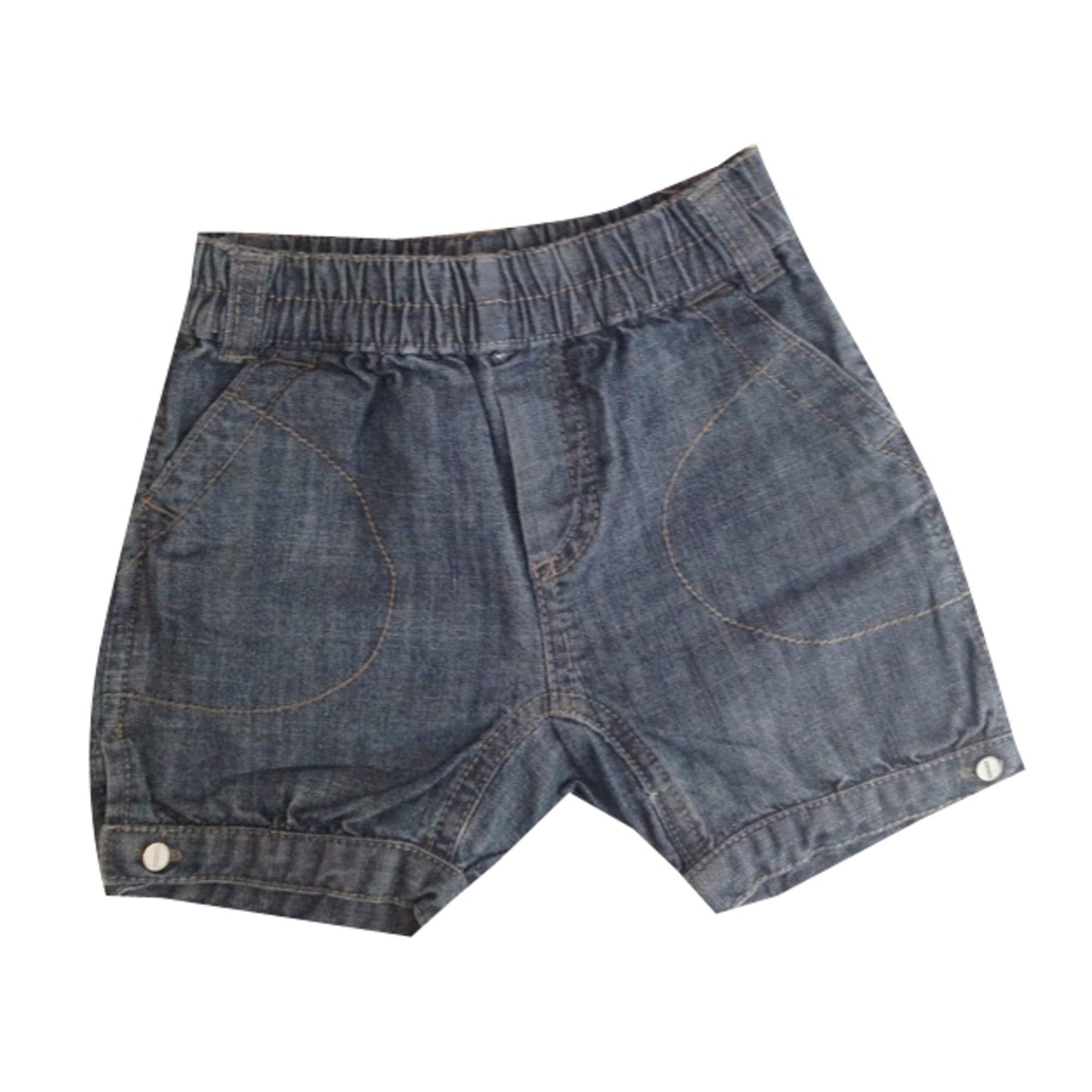 Shorts IKKS Blue, navy, turquoise