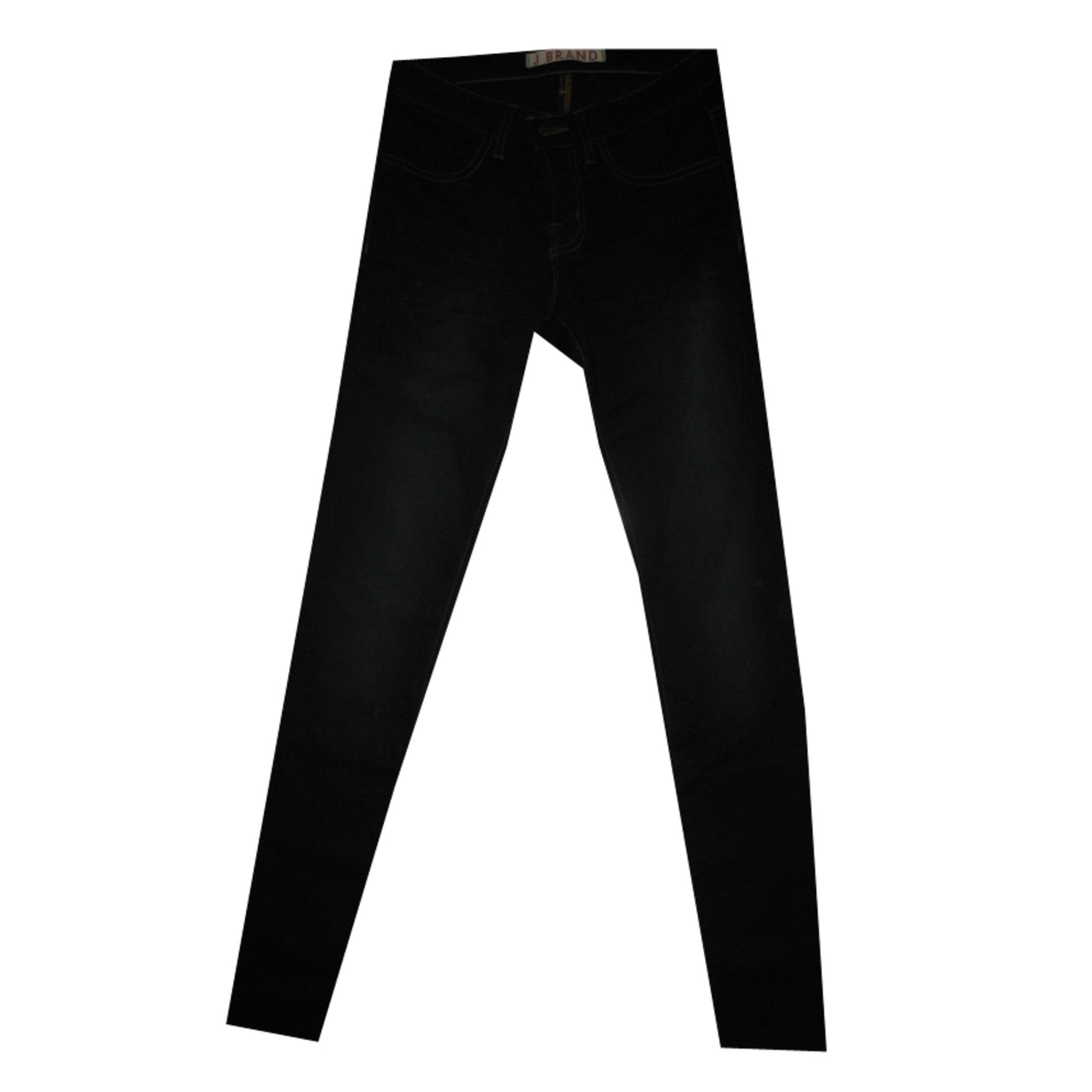 Jeans slim J BRAND Noir