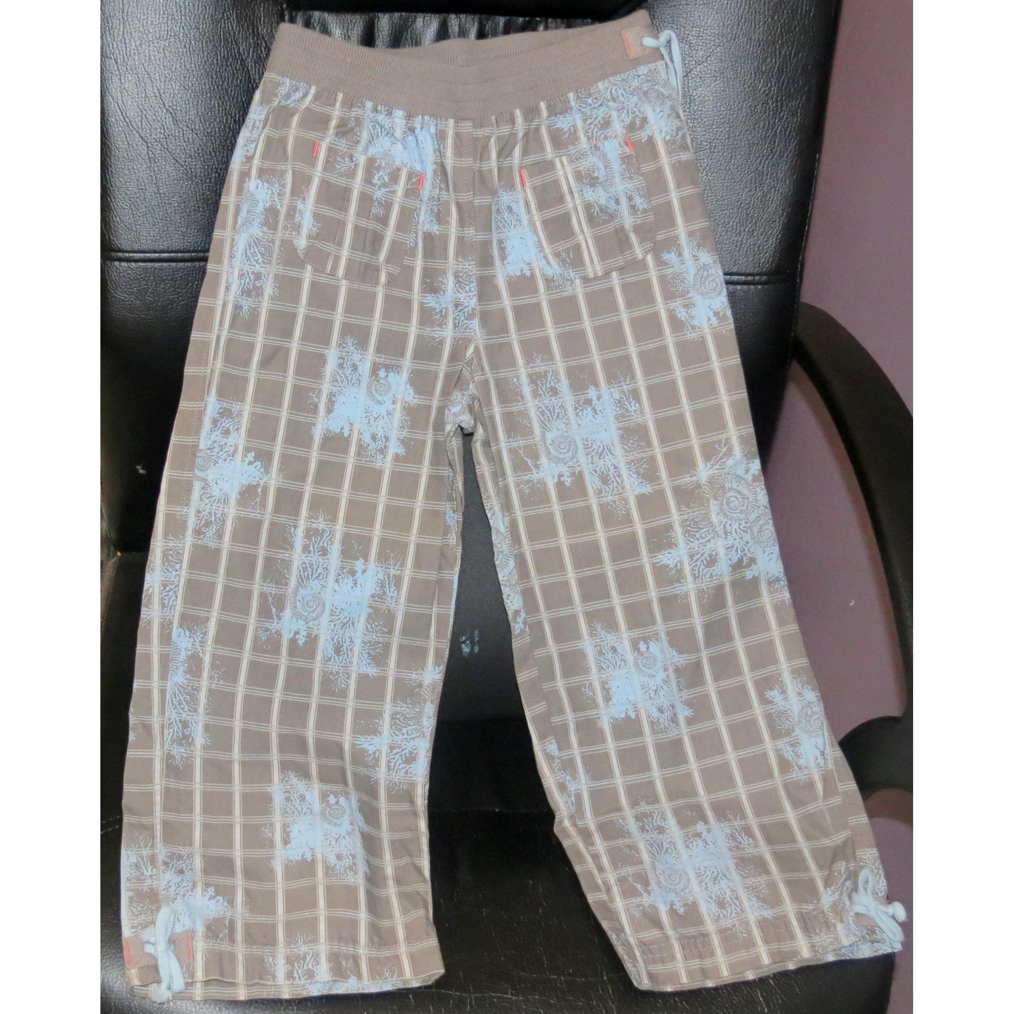 Pantalon CAPTAIN TORTUE Beige, camel
