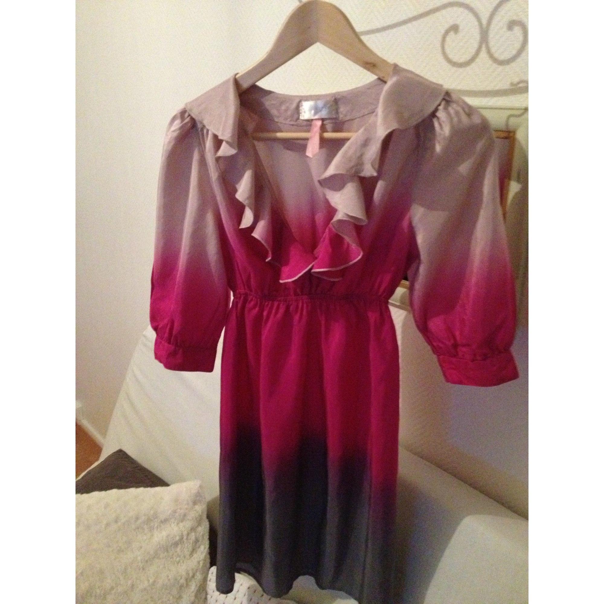Robe courte LIPSY Rose, fuschia, vieux rose