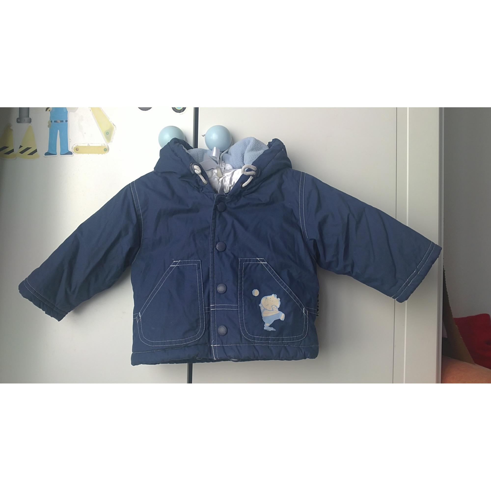 Manteau SERGENT MAJOR Bleu, bleu marine, bleu turquoise