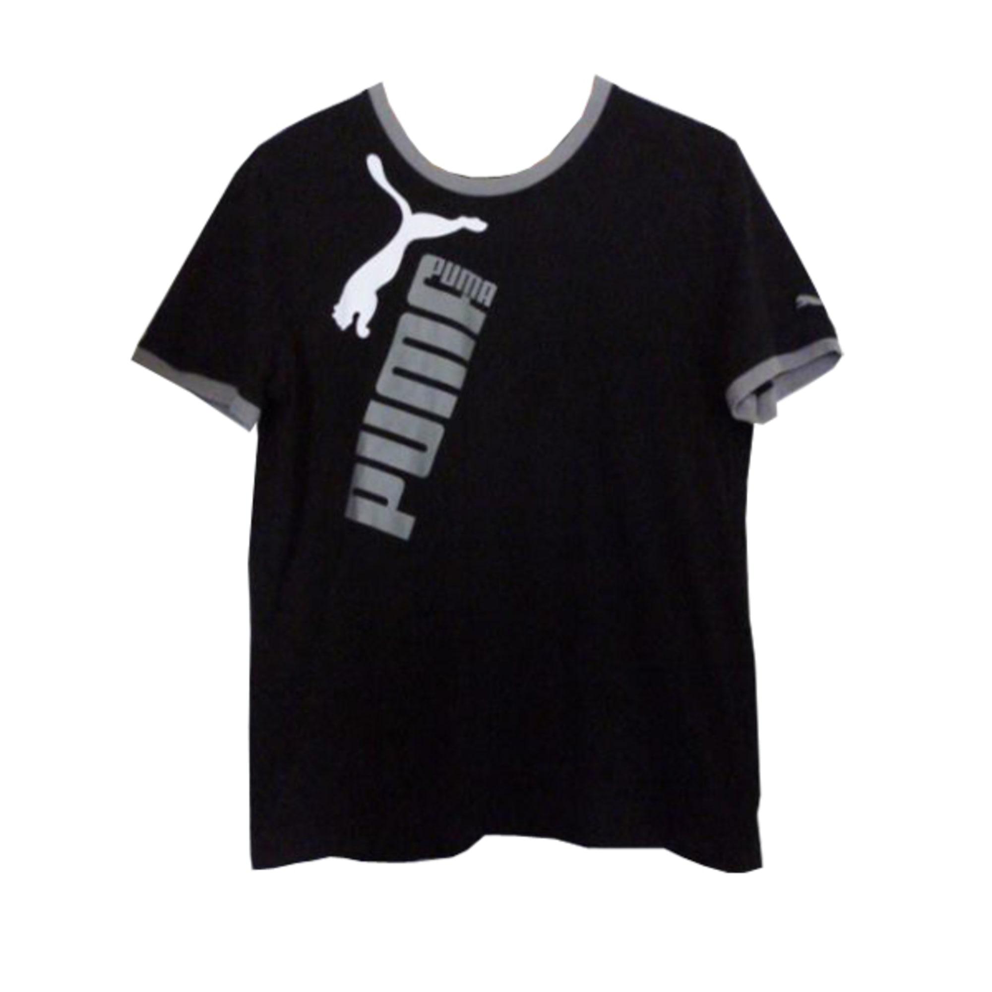 T-shirt PUMA Black
