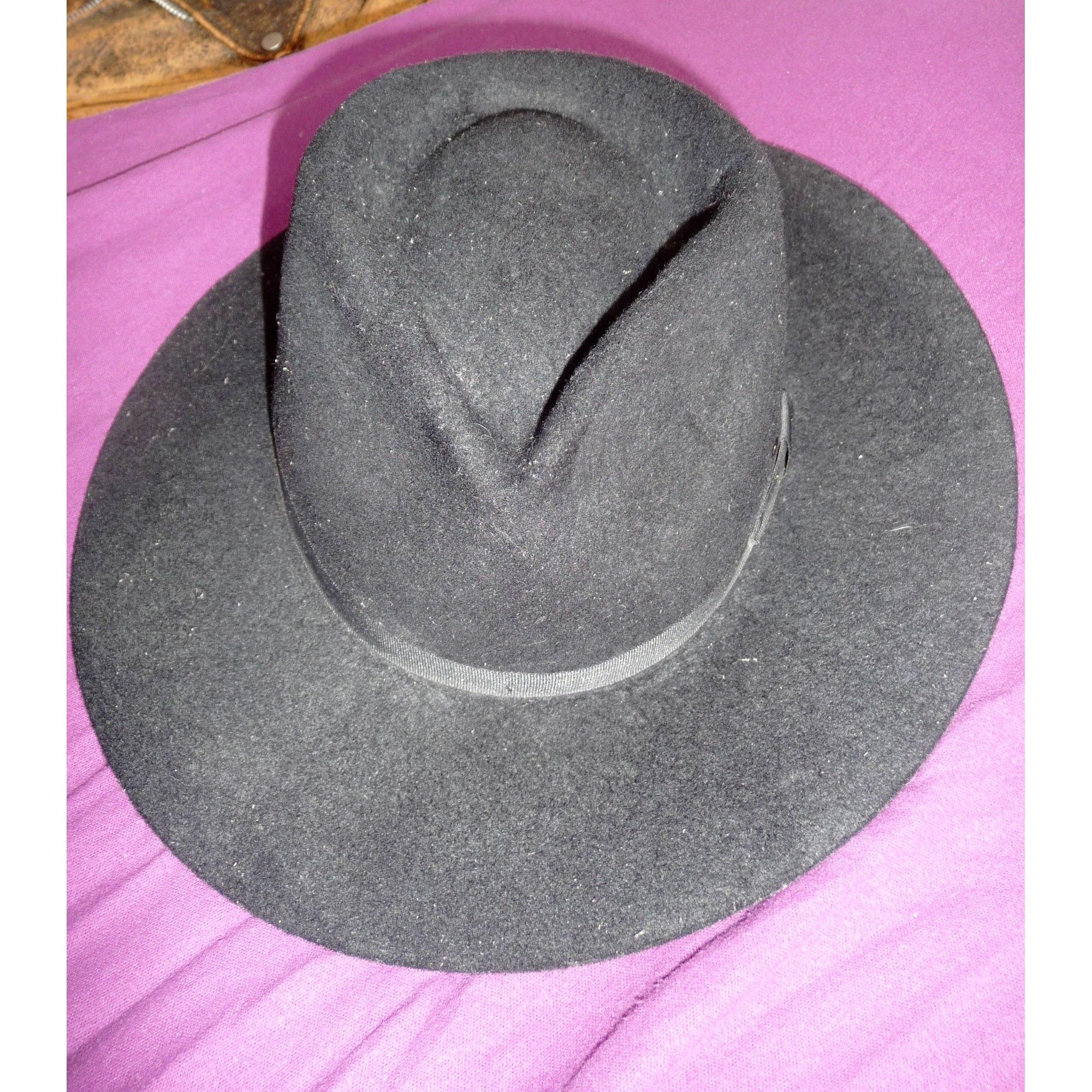 Chapeau CALL ME ECUA DOR Noir