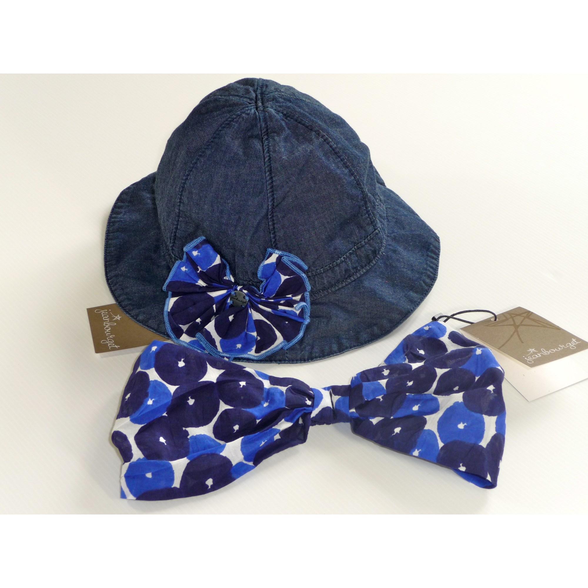 Haarband JEAN BOURGET Blau, marineblau, türkisblau