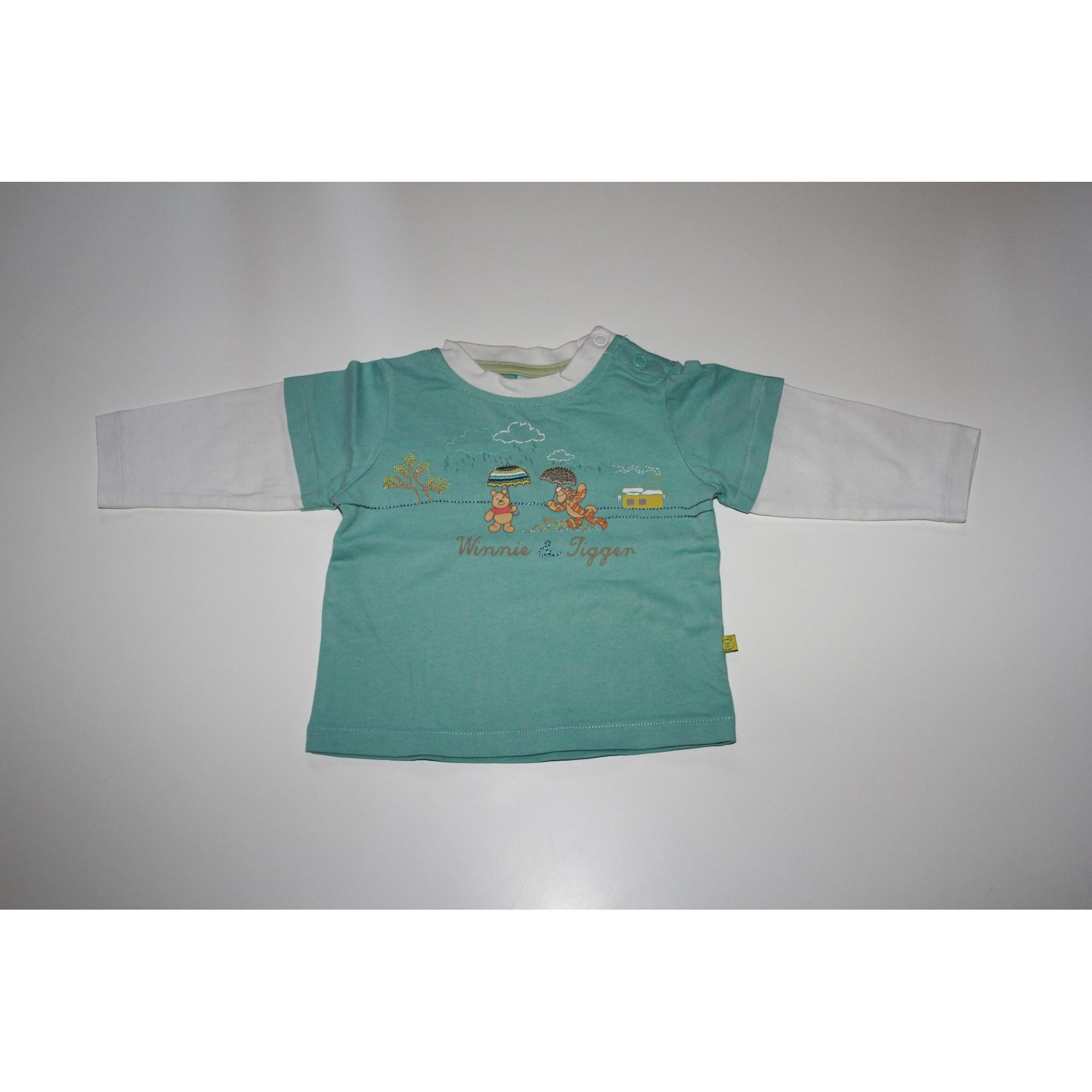 Top, tee shirt DISNEY Vert