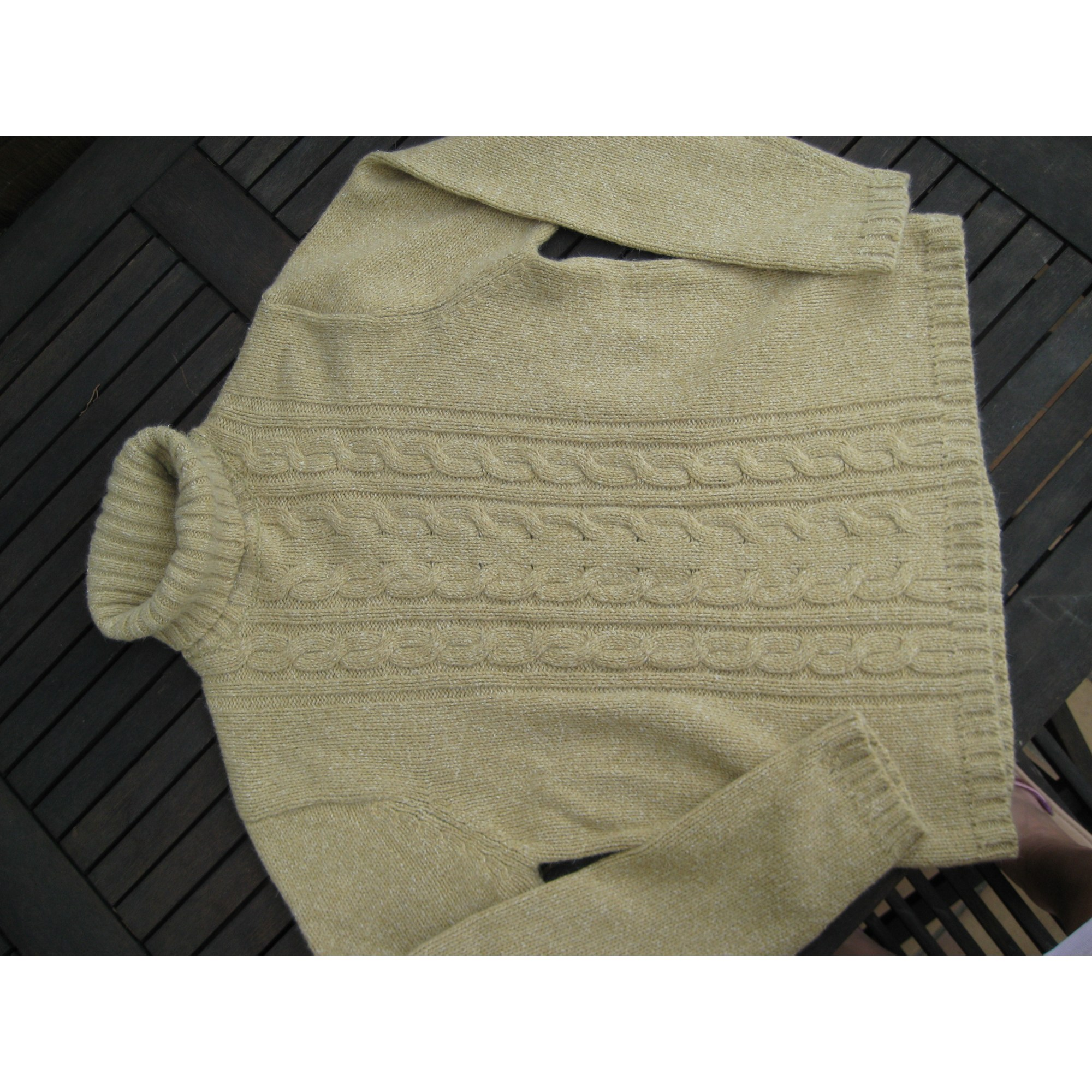 Pull IN EXTENSO Jaune