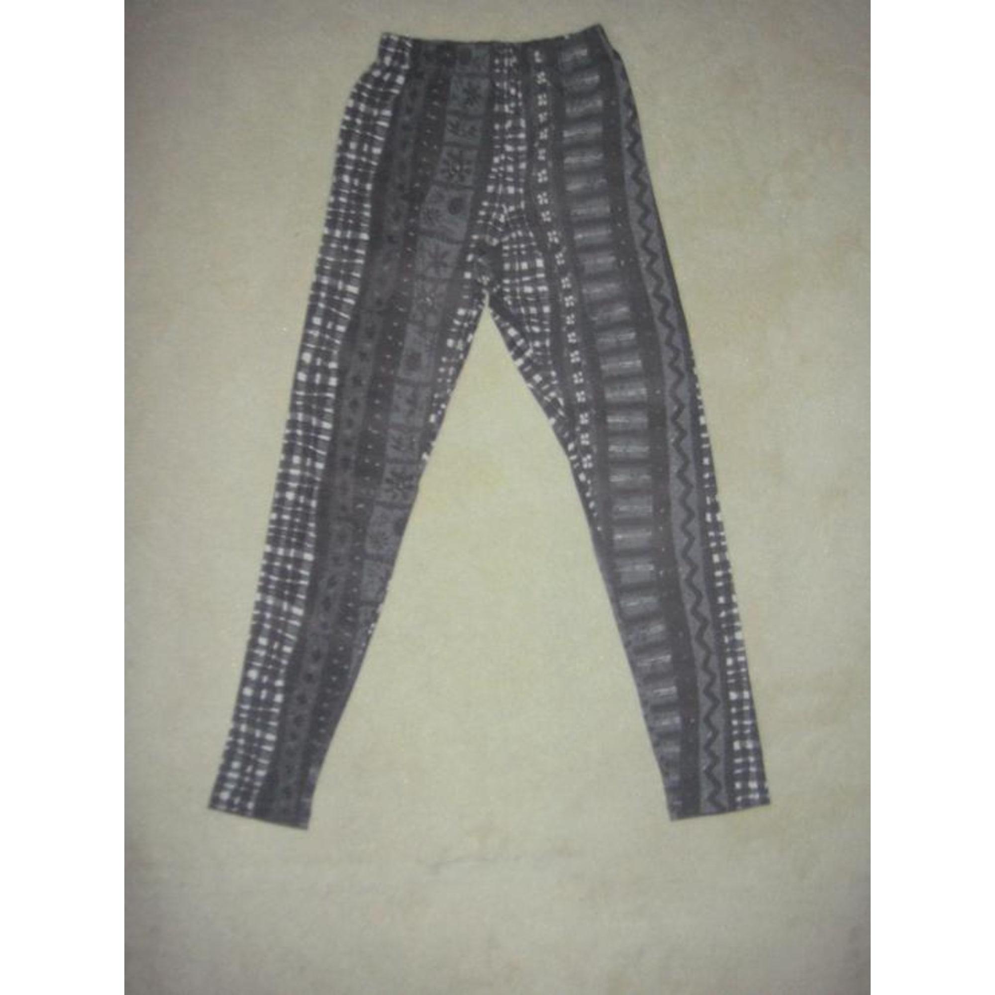 Pantalon UBAK Gris, anthracite