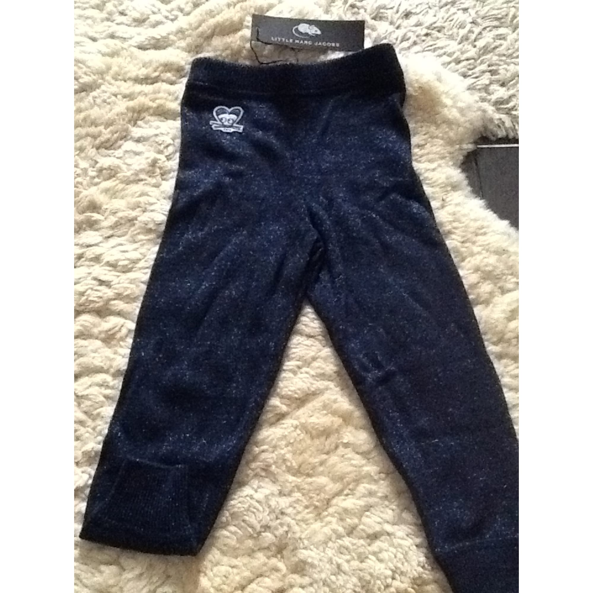 Pantalon MARC JACOBS Bleu, bleu marine, bleu turquoise