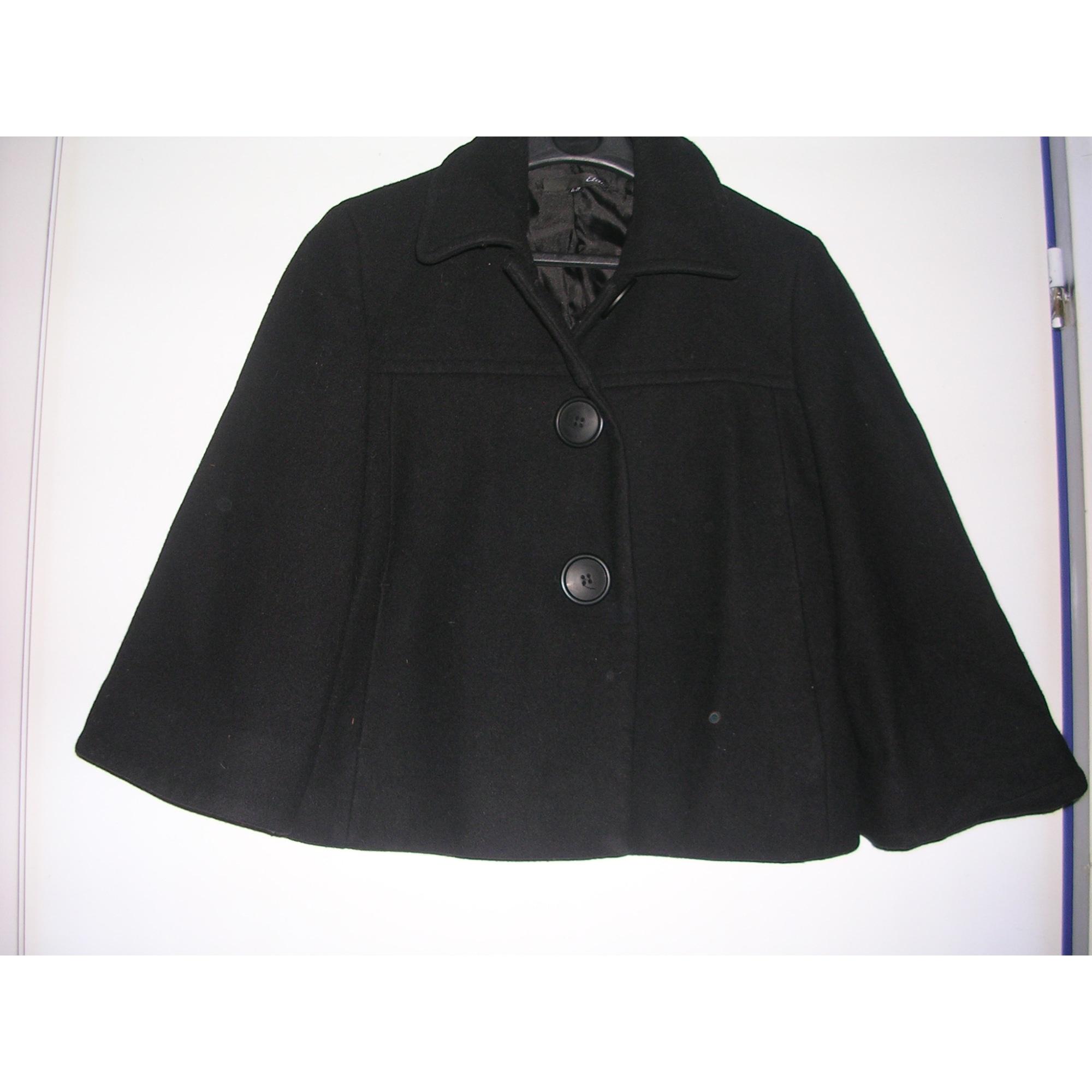 Paletot ETAM Noir